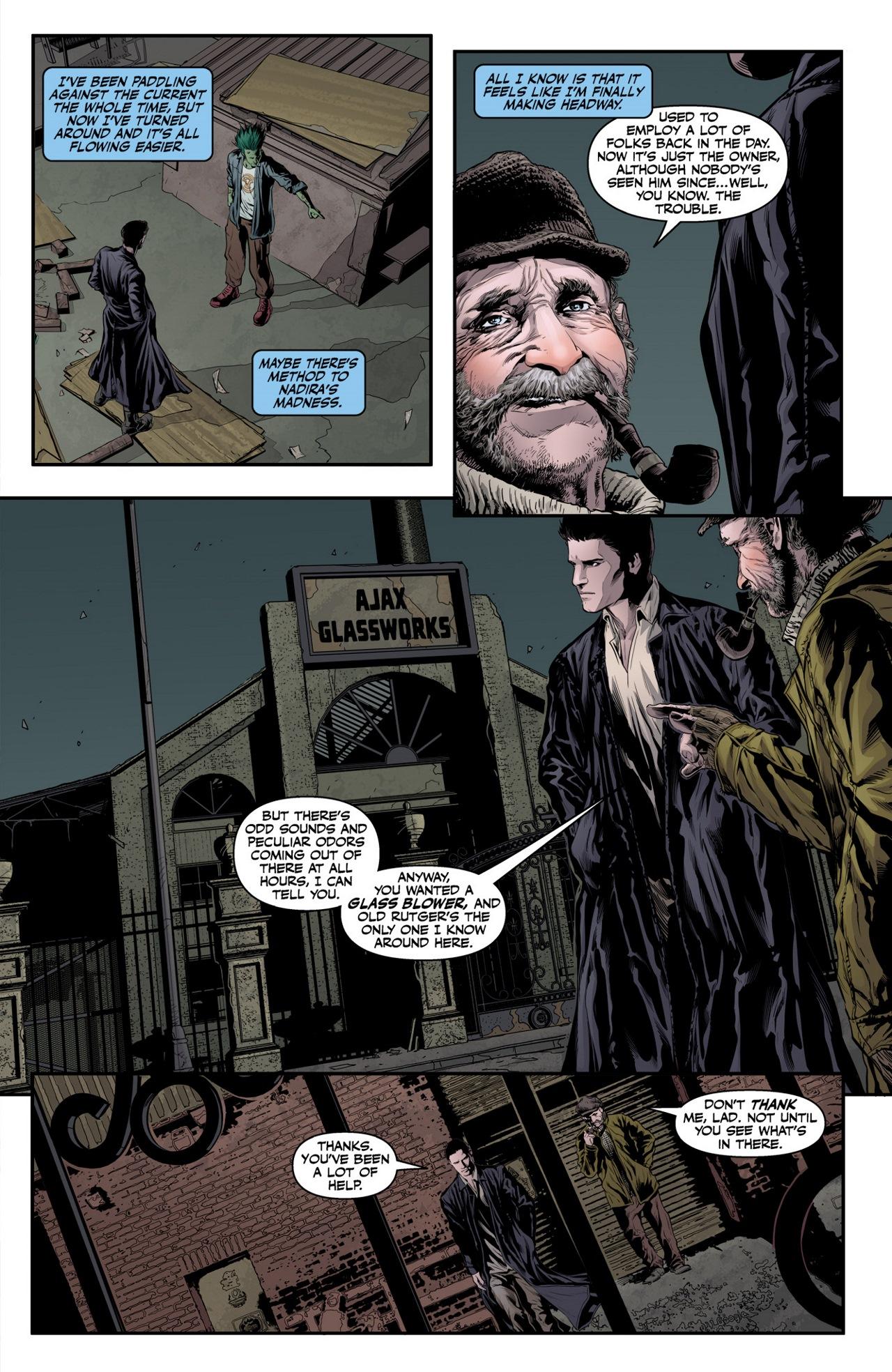 Read online Angel & Faith Season 10 comic -  Issue #3 - 11