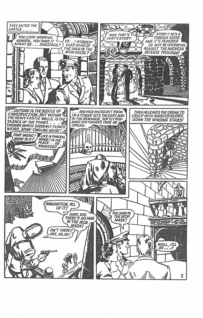 Read online Men of Mystery Comics comic -  Issue #38 - 25