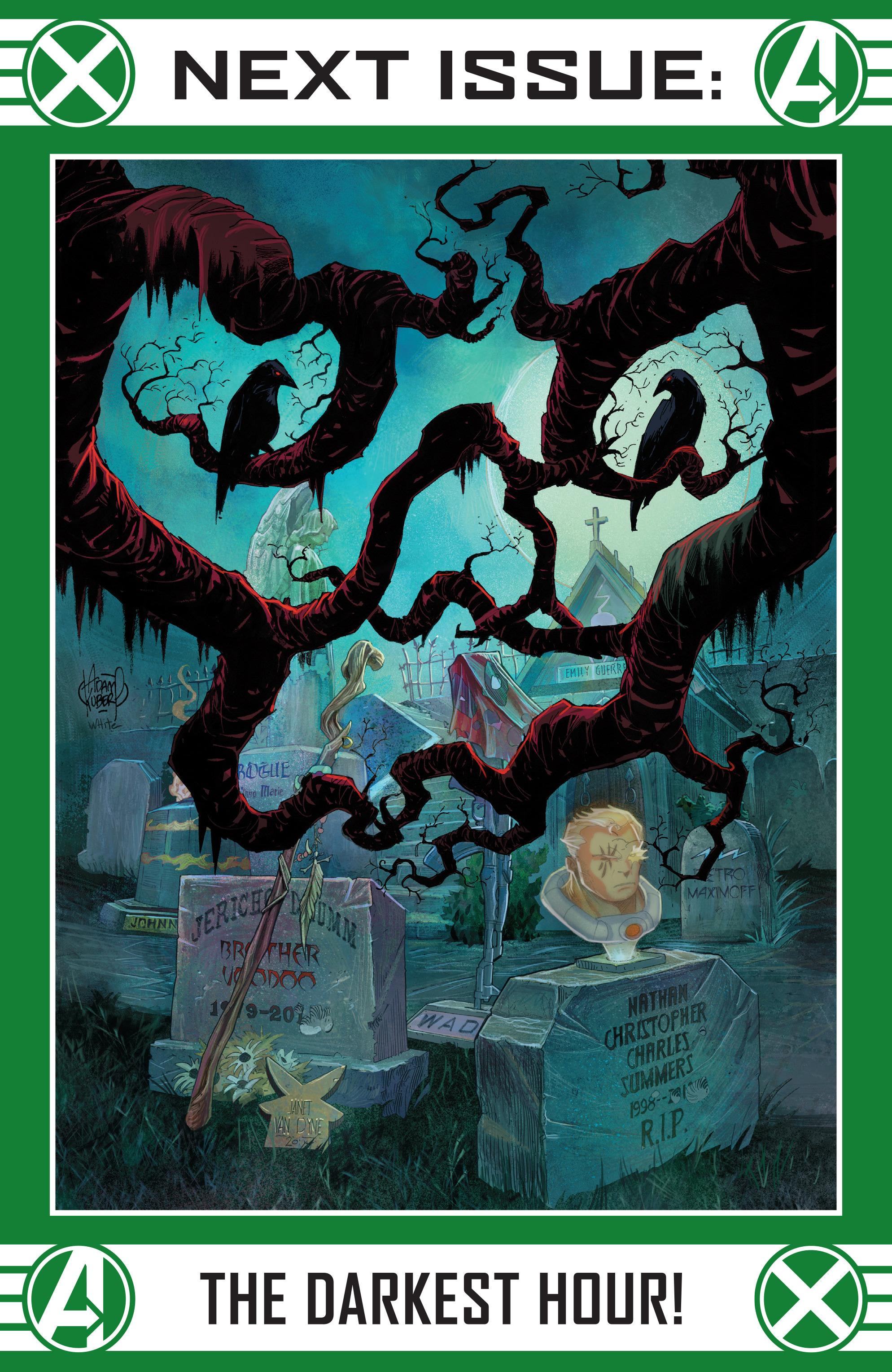 Read online Uncanny Avengers [II] comic -  Issue #19 - 23