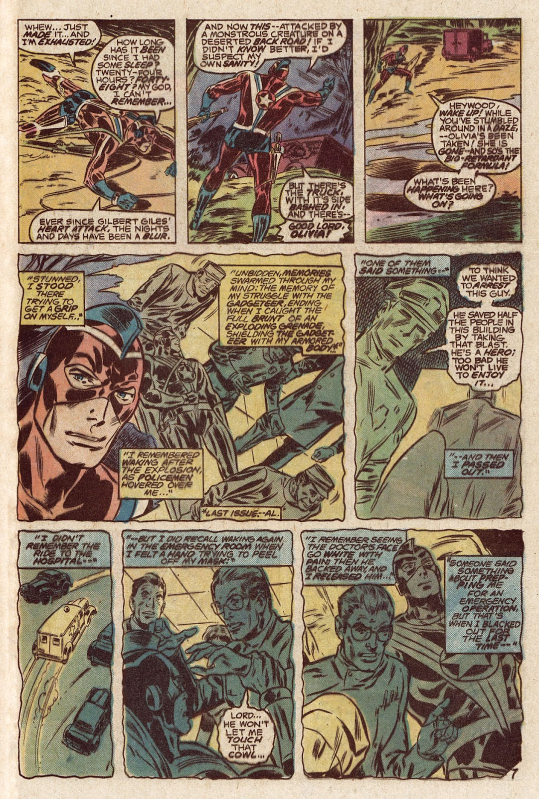 Steel, The Indestructible Man issue 5 - Page 11