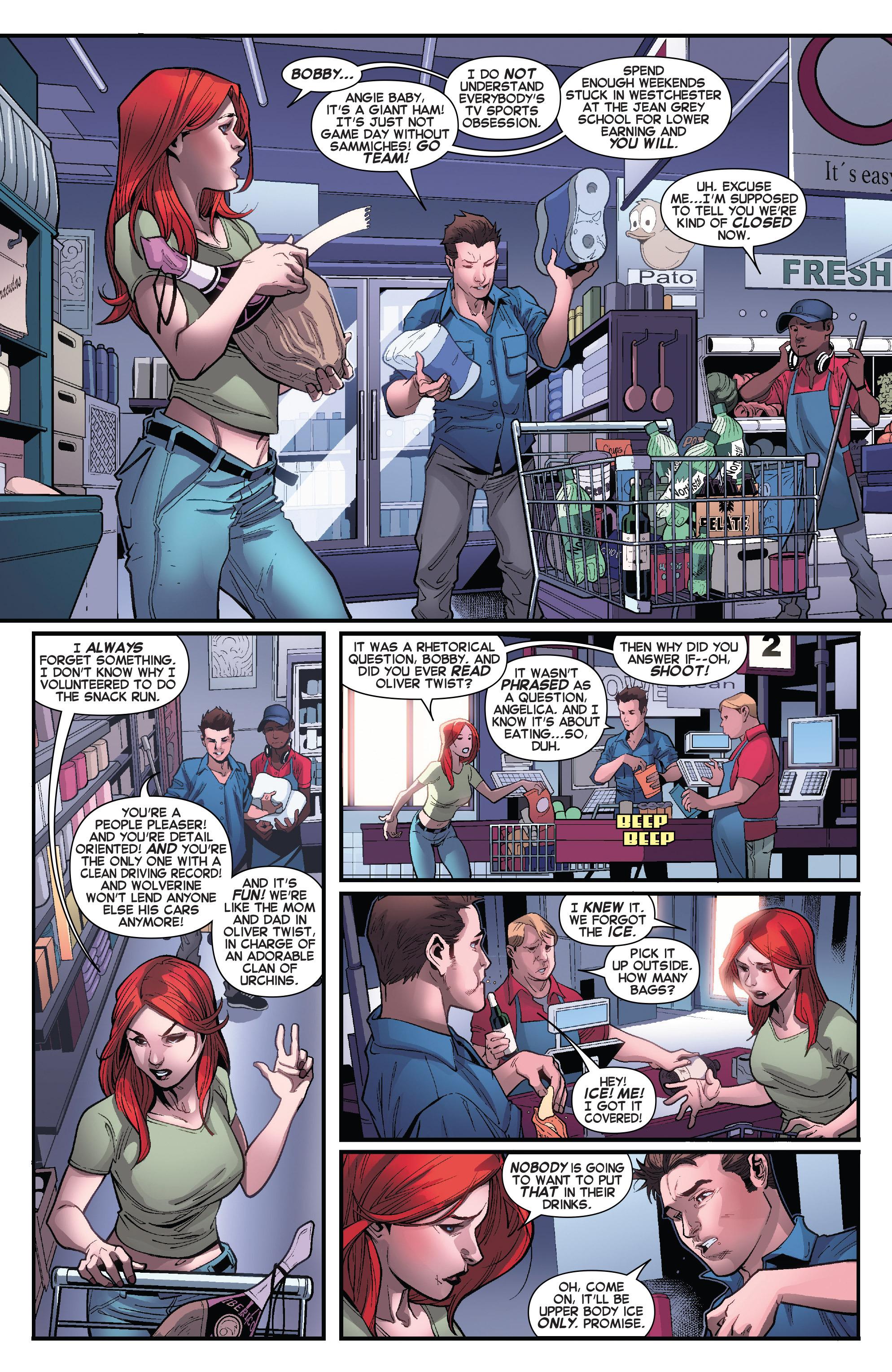 Read online Amazing X-Men (2014) comic -  Issue #7 - 4