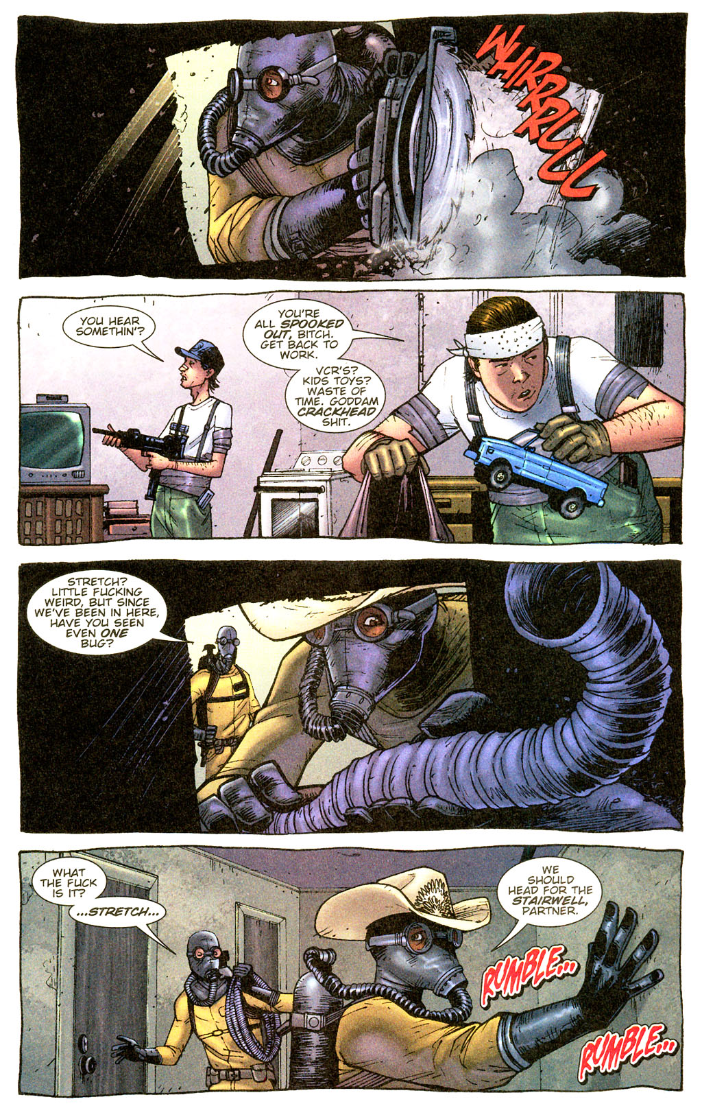 Read online The Exterminators comic -  Issue #5 - 10