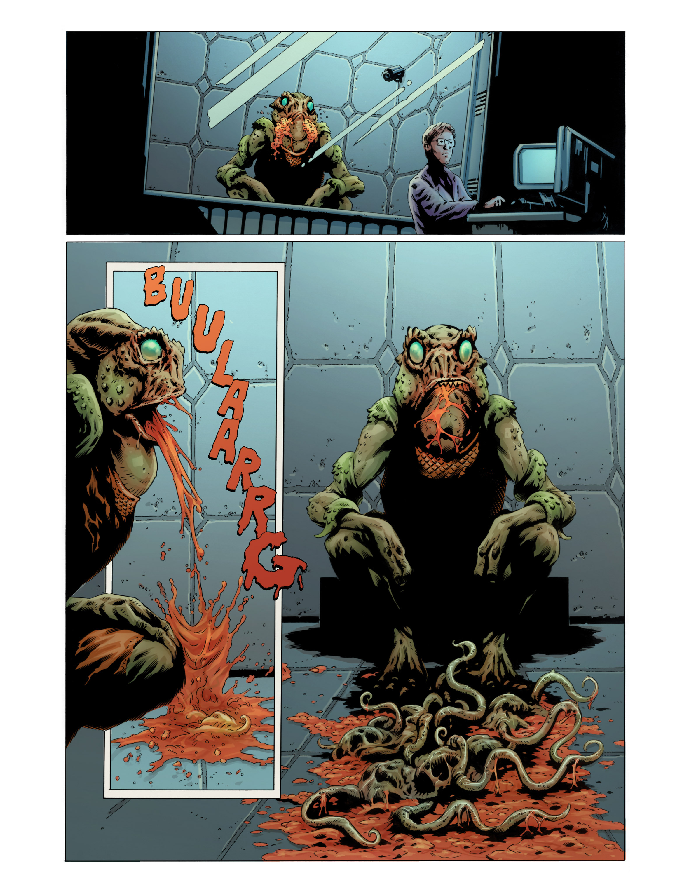 Read online Bad Planet comic -  Issue # TPB - 91