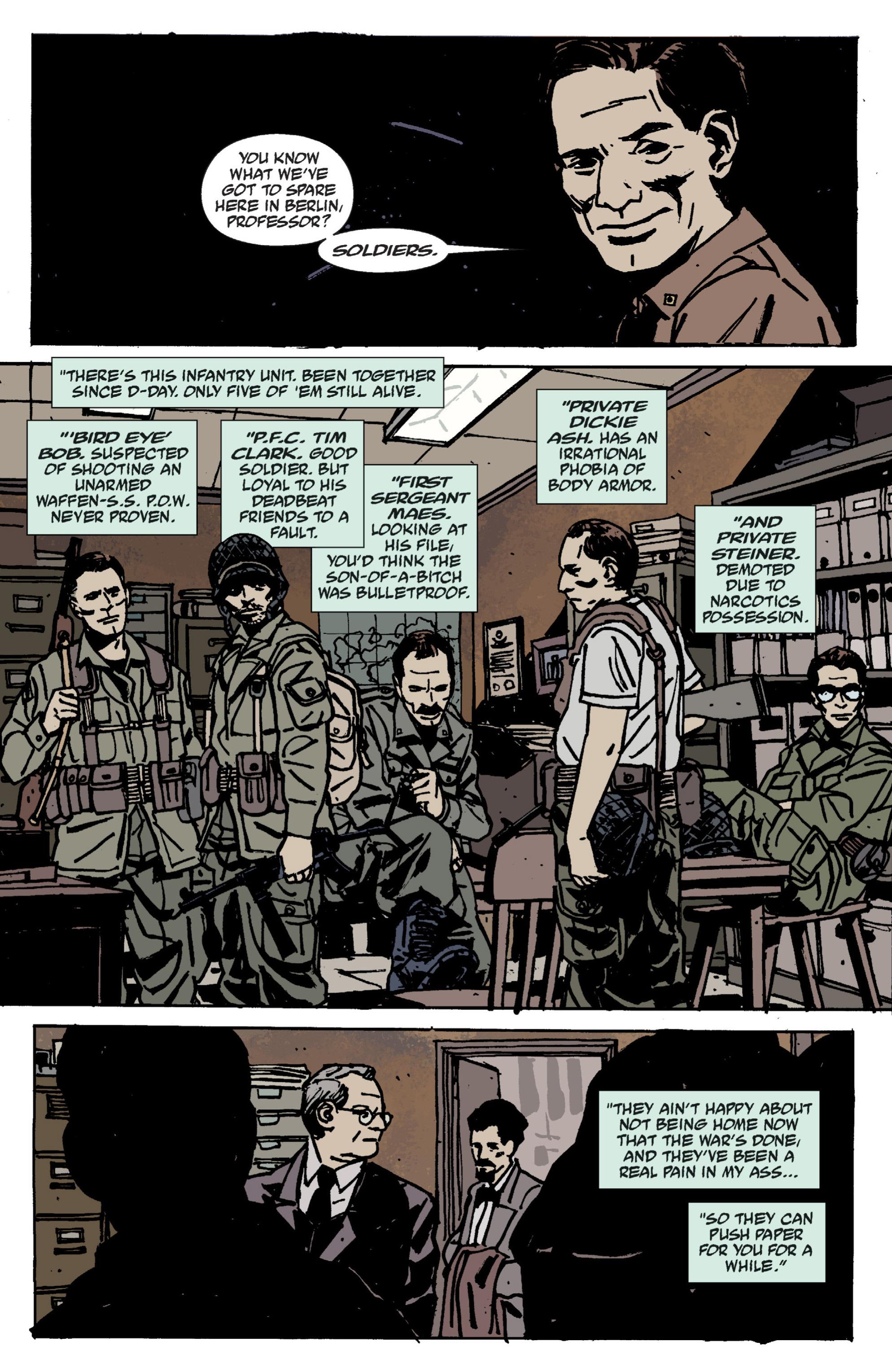 Read online B.P.R.D. (2003) comic -  Issue # TPB 9 - 18