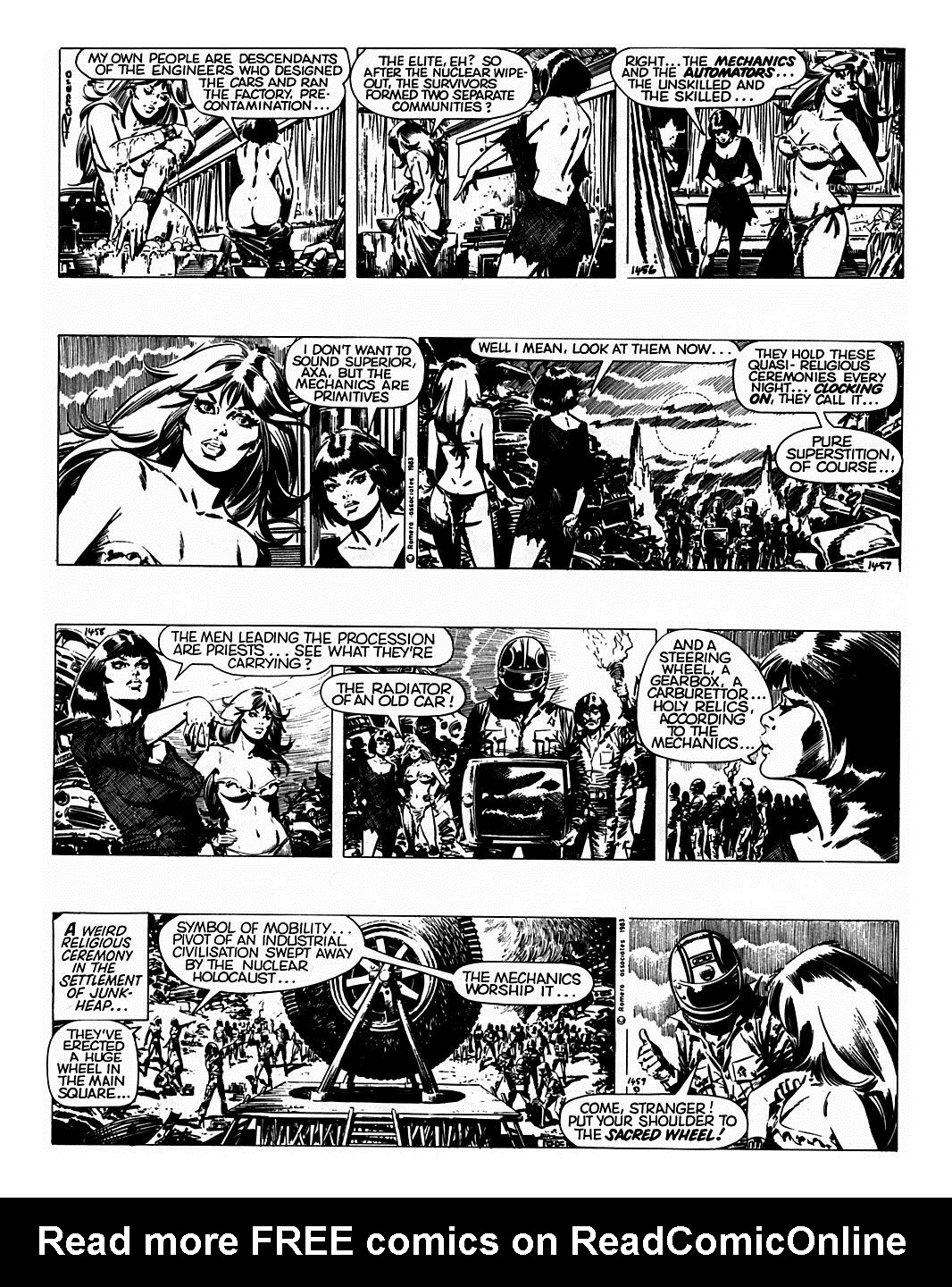 Axa issue 7 - Page 9
