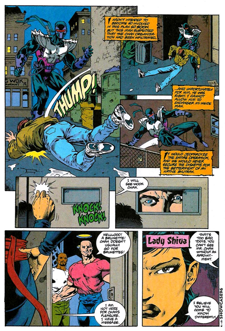 Read online Showcase '96 comic -  Issue #9 - 3