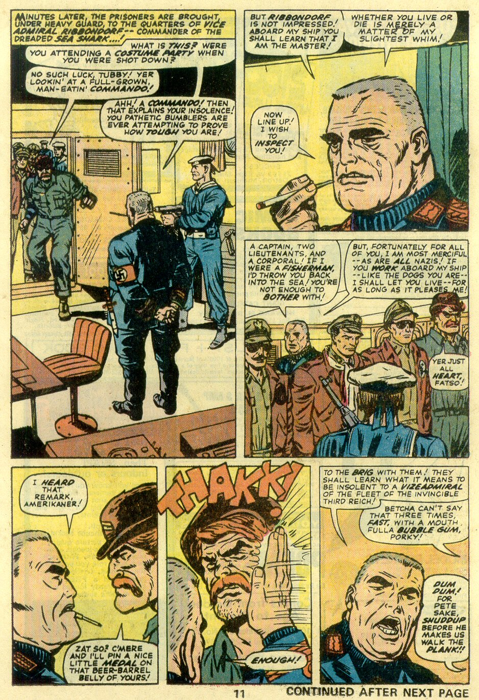 Read online Sgt. Fury comic -  Issue #128 - 13