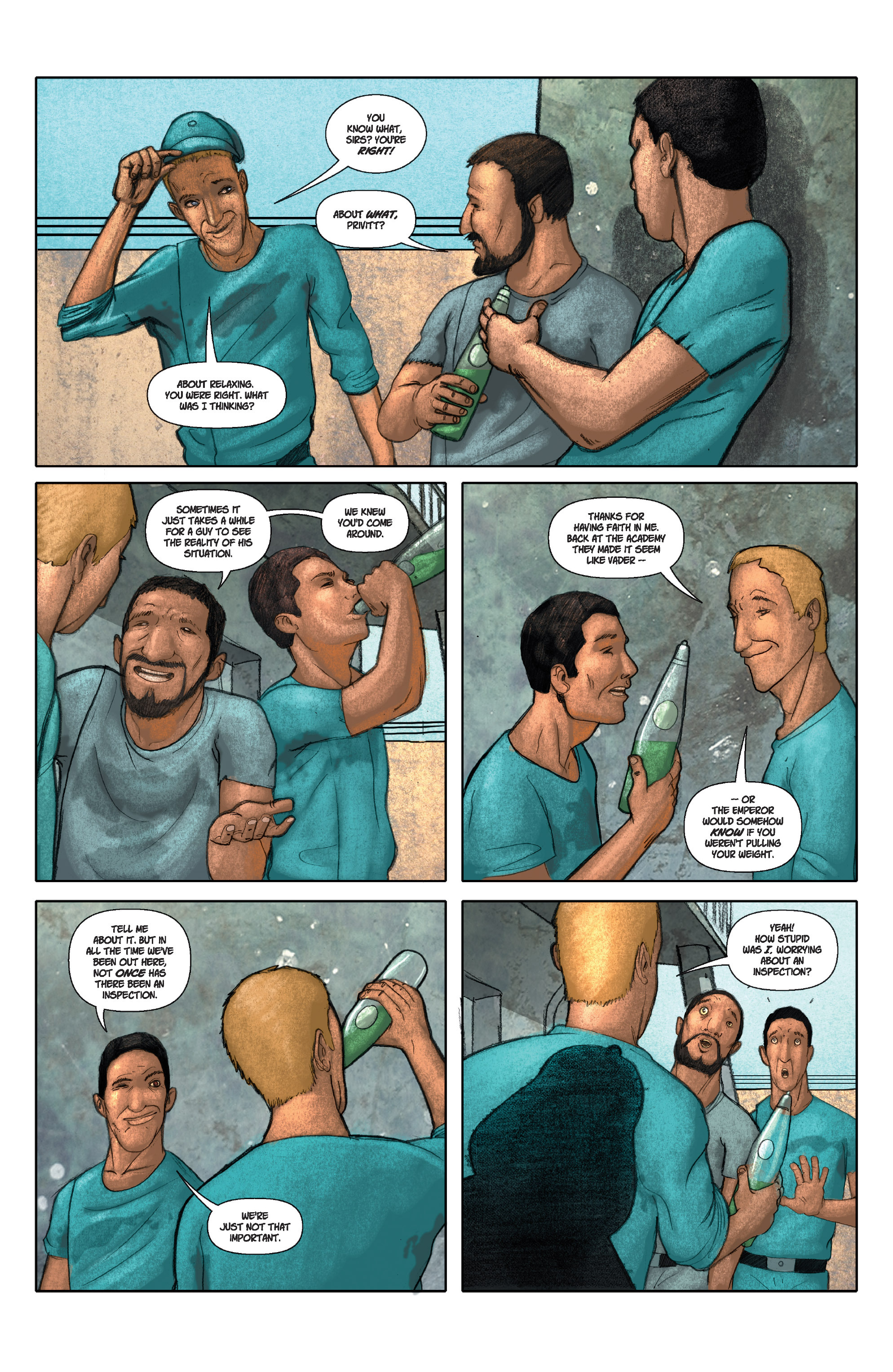 Read online Star Wars Omnibus comic -  Issue # Vol. 17 - 235