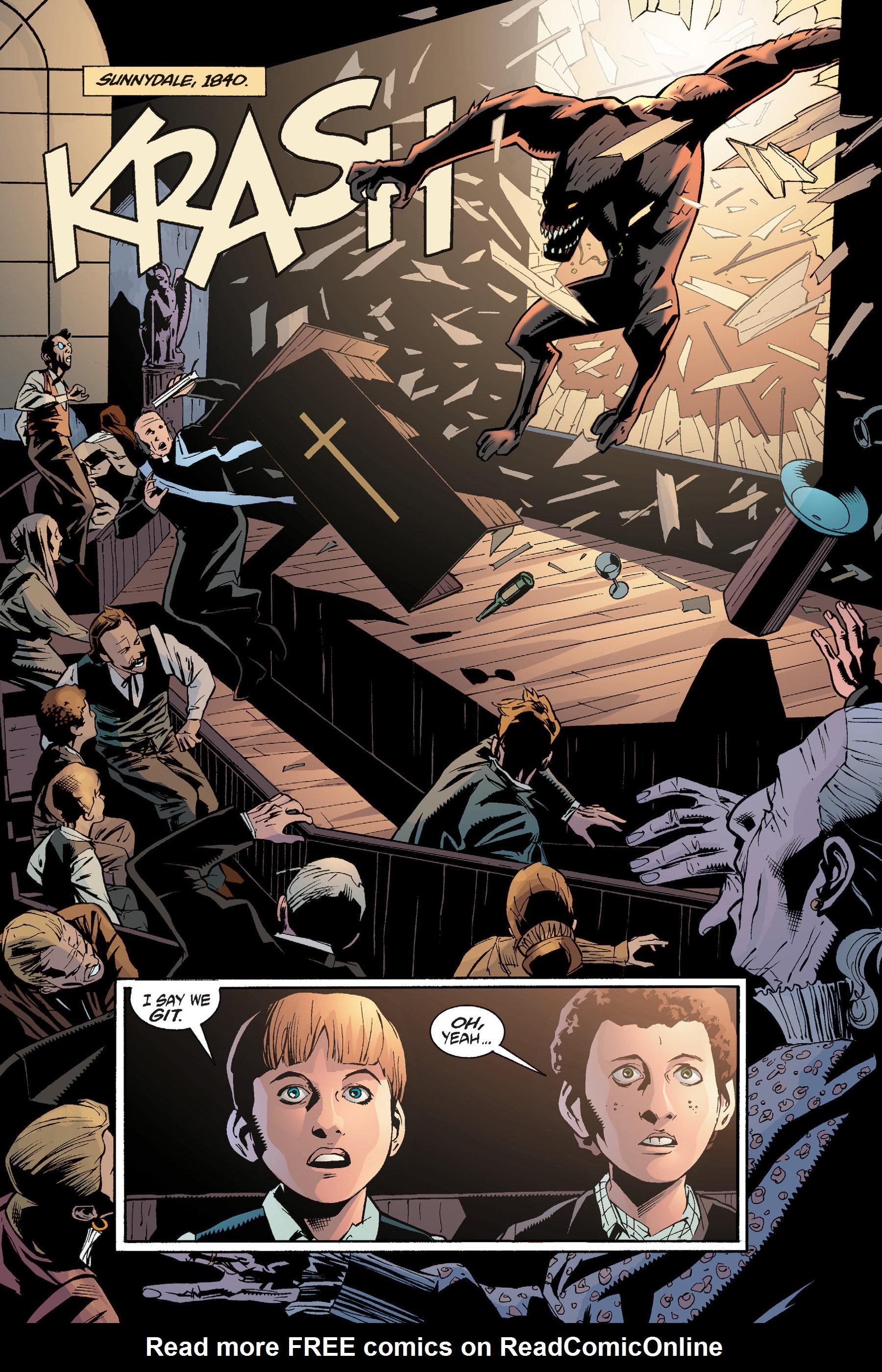 Read online Buffy the Vampire Slayer: Omnibus comic -  Issue # TPB 5 - 235