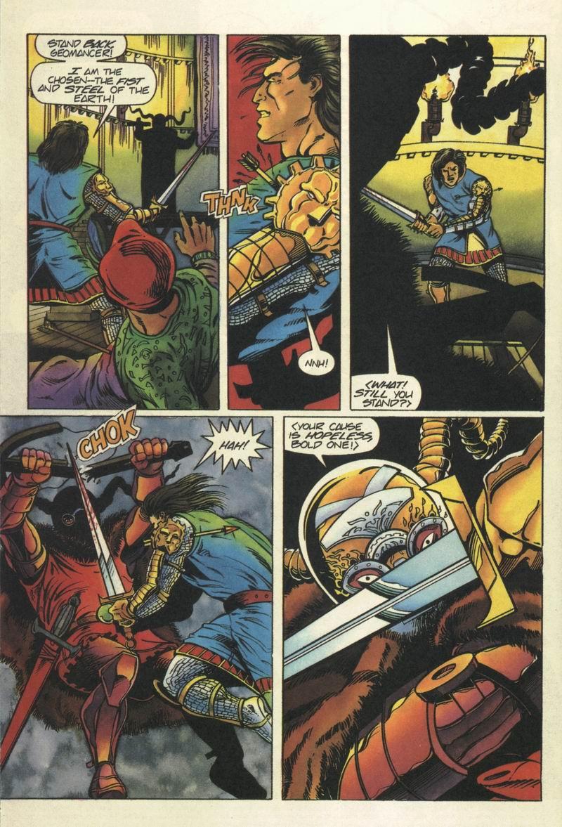 Read online Secret Weapons comic -  Issue #6 - 5