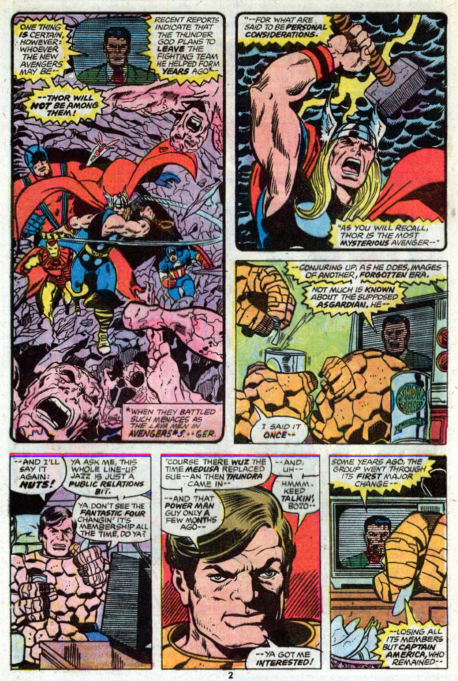 The Avengers (1963) 151 Page 2
