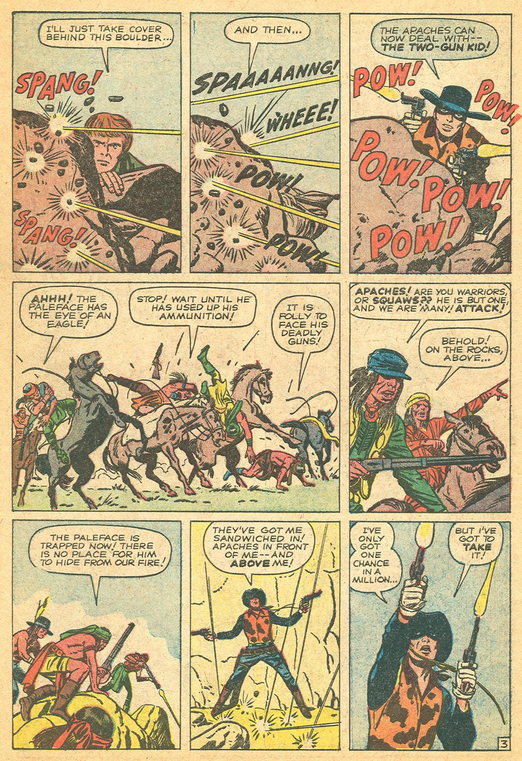 Read online Two-Gun Kid comic -  Issue #61 - 30