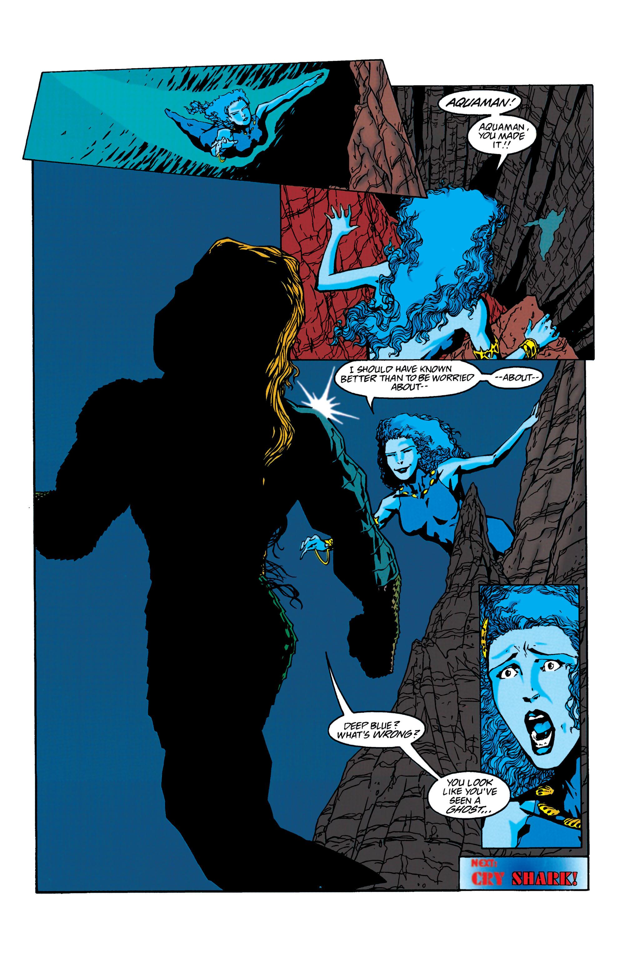 Read online Aquaman (1994) comic -  Issue #30 - 22