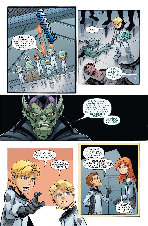 Read online Skrulls vs. Power Pack comic -  Issue #2 - 21