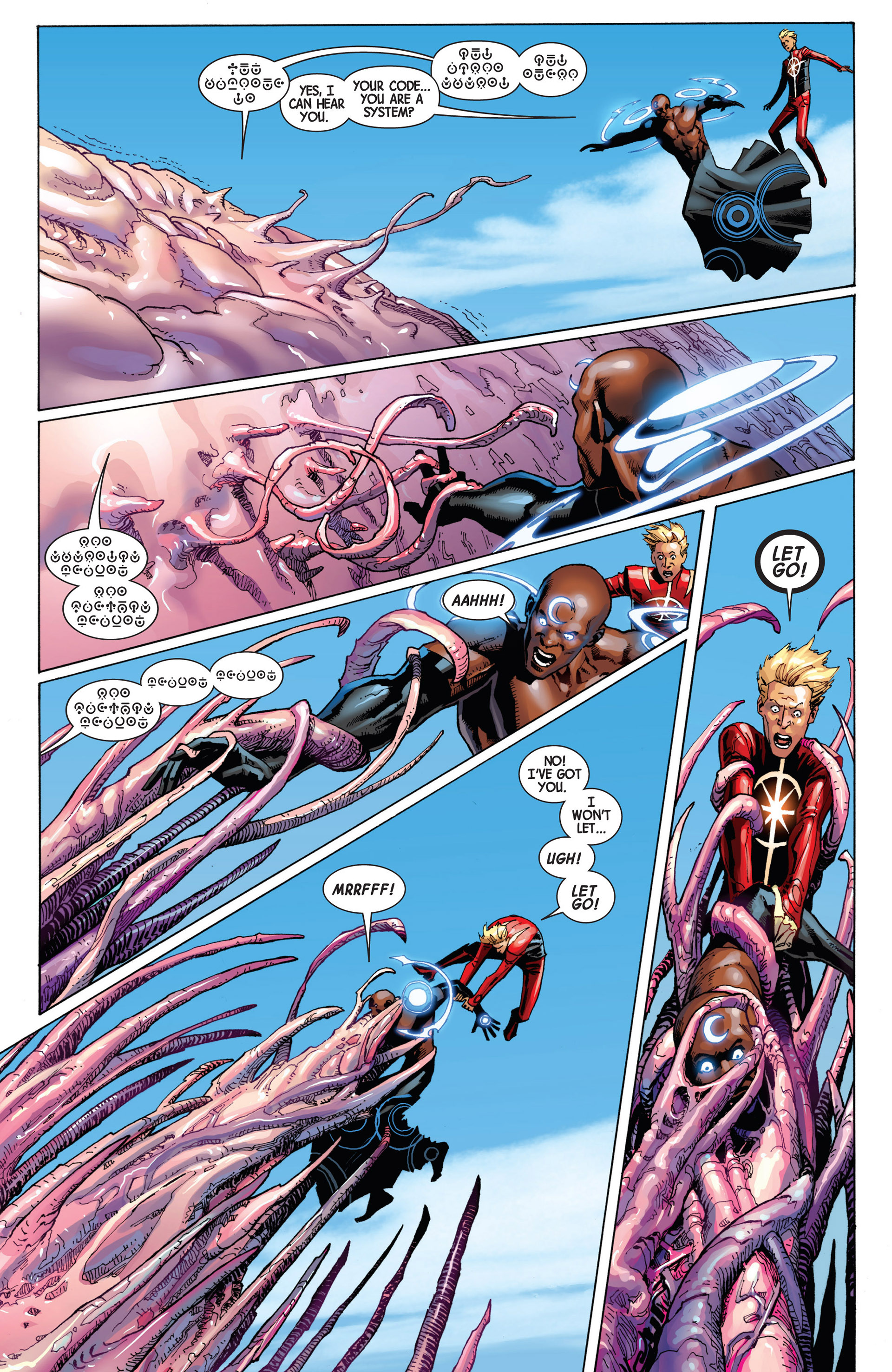 Read online Avengers (2013) comic -  Issue #9 - 15