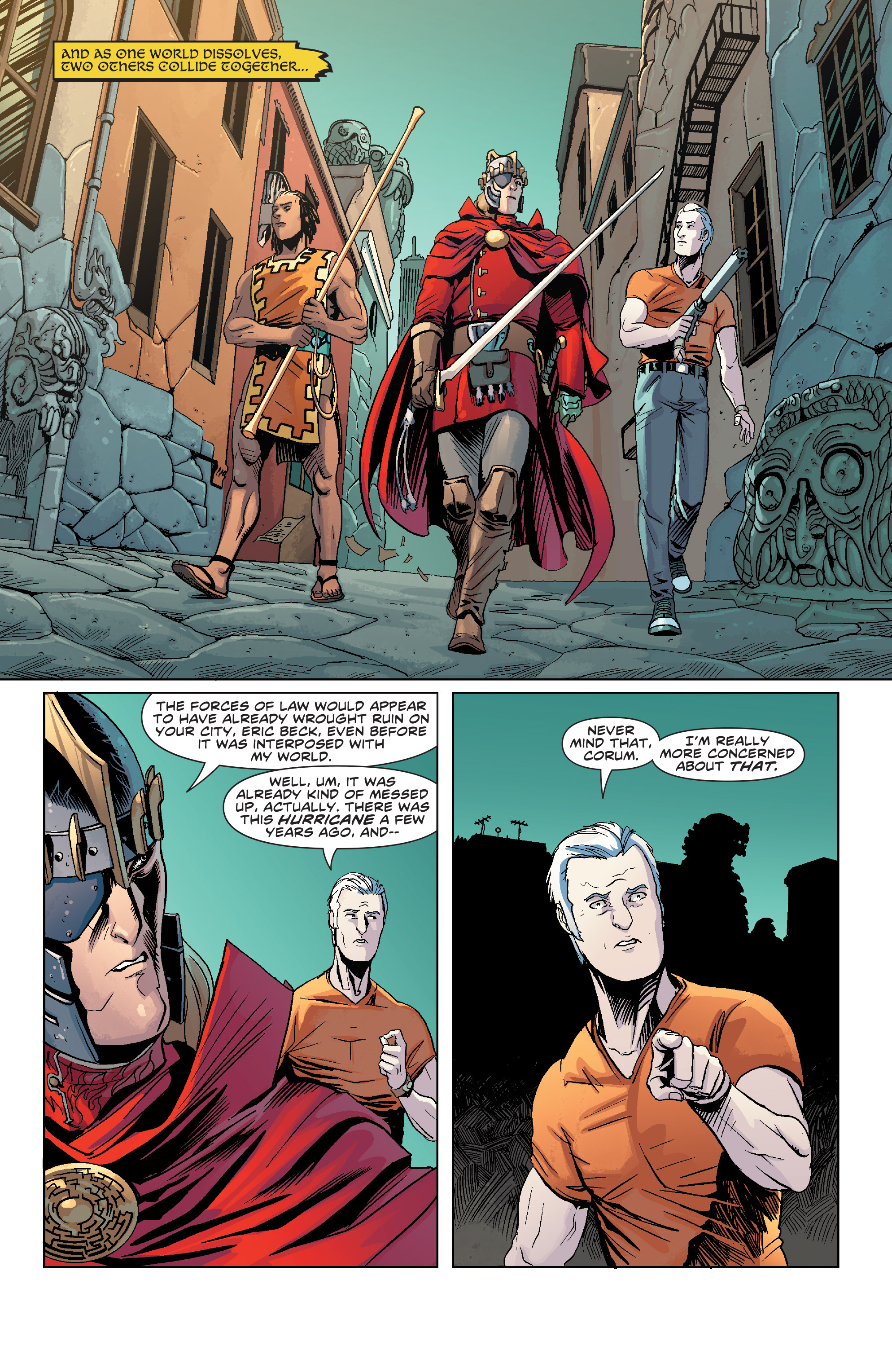 Read online Elric: The Balance Lost comic -  Issue # TPB 2 - 32