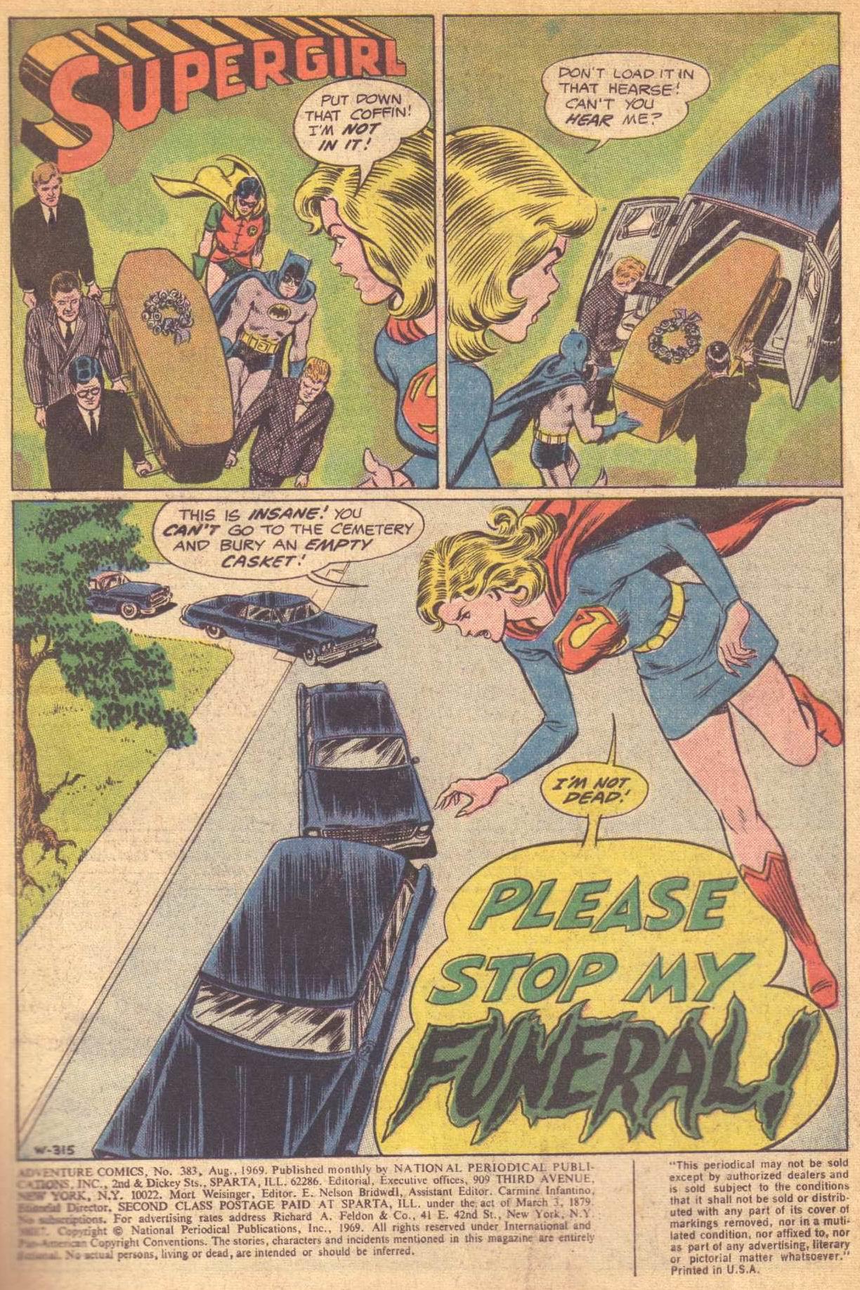 Read online Adventure Comics (1938) comic -  Issue #383 - 3