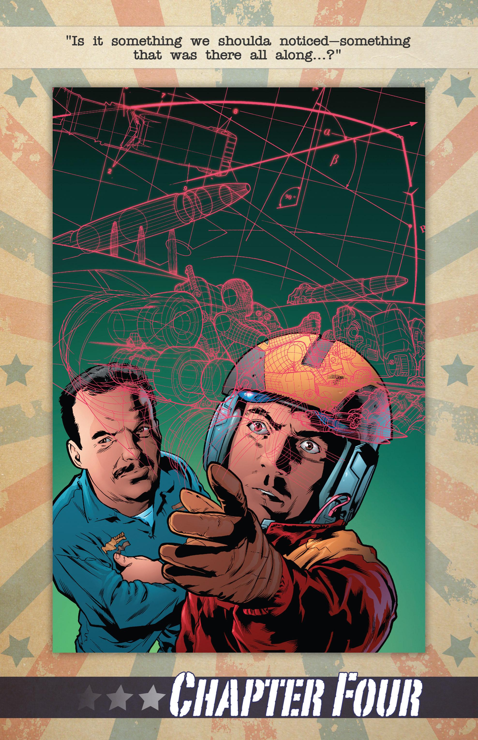Read online Shockrockets comic -  Issue # TPB - 77