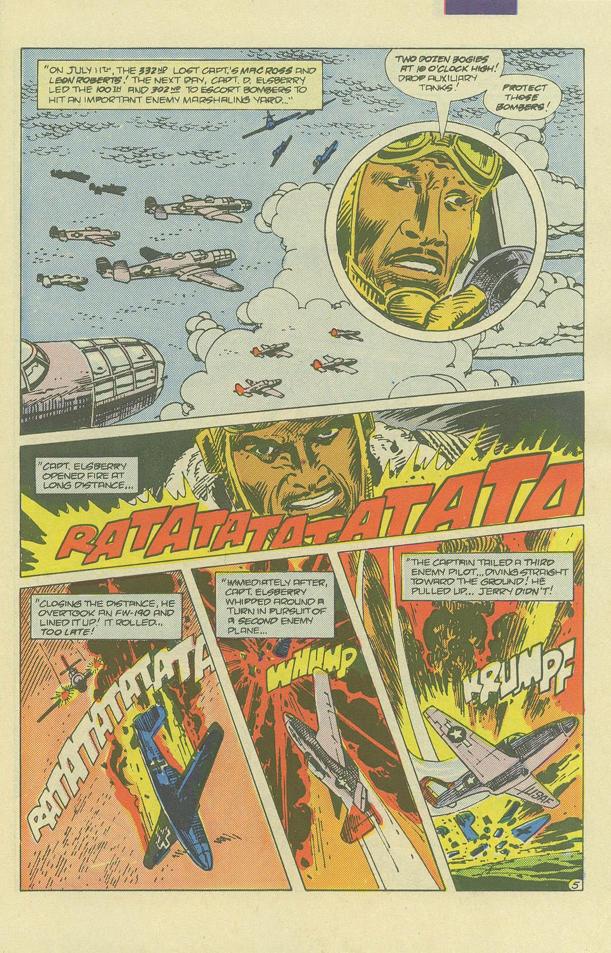 Read online Sgt. Rock comic -  Issue #406 - 8