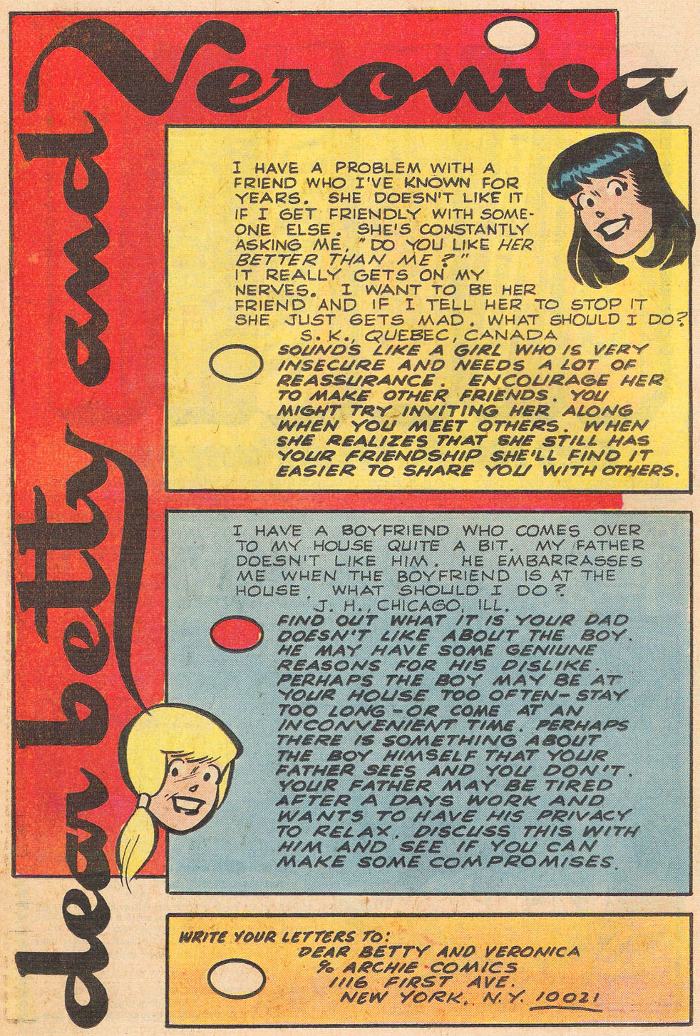 Read online Archie's Girls Betty and Veronica comic -  Issue #264 - 26