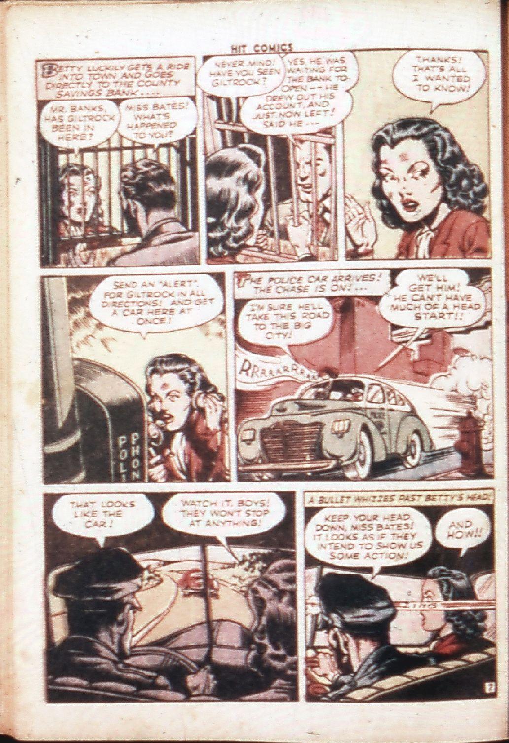 Read online Hit Comics comic -  Issue #30 - 25