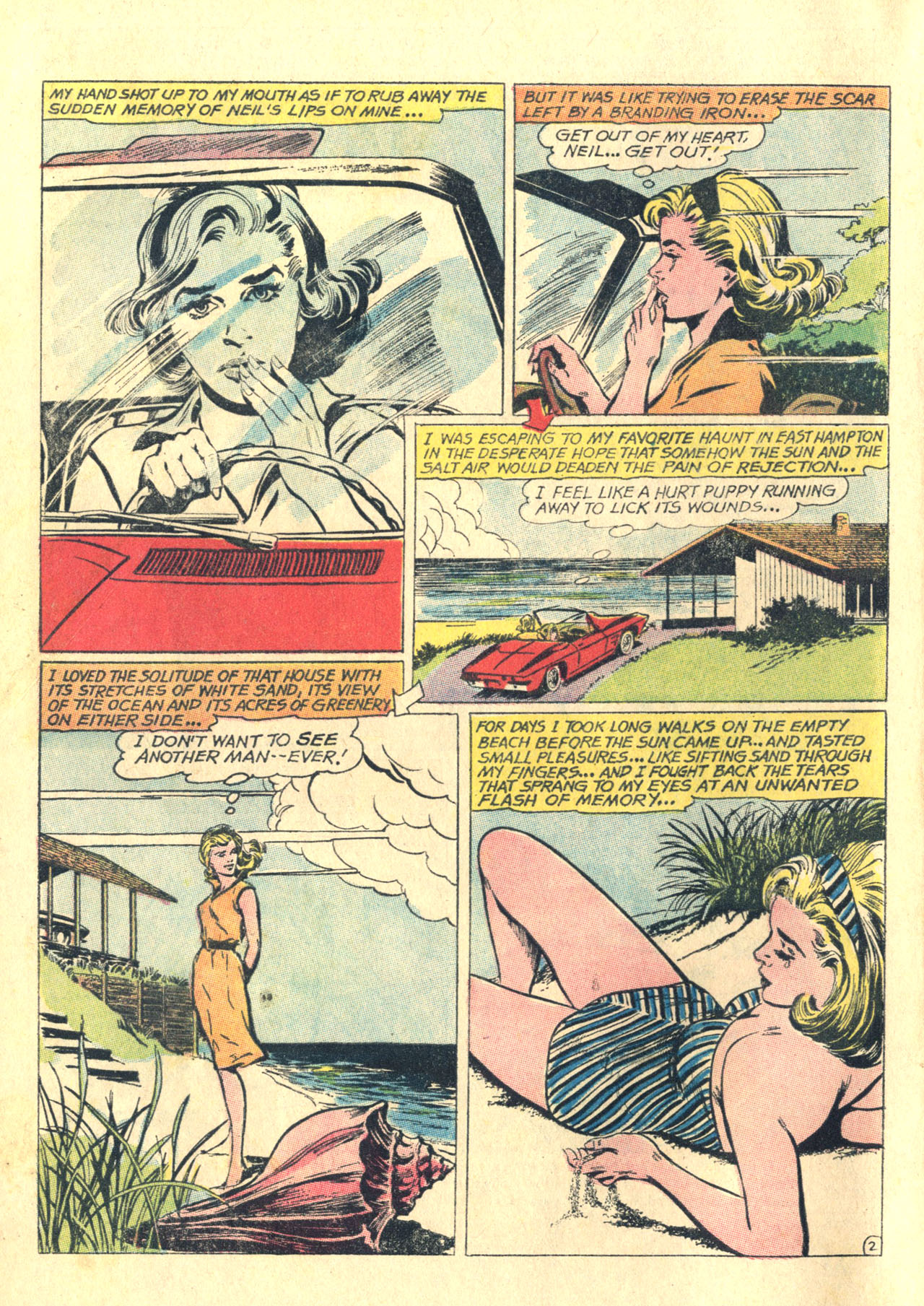 Read online Secret Hearts comic -  Issue #116 - 4
