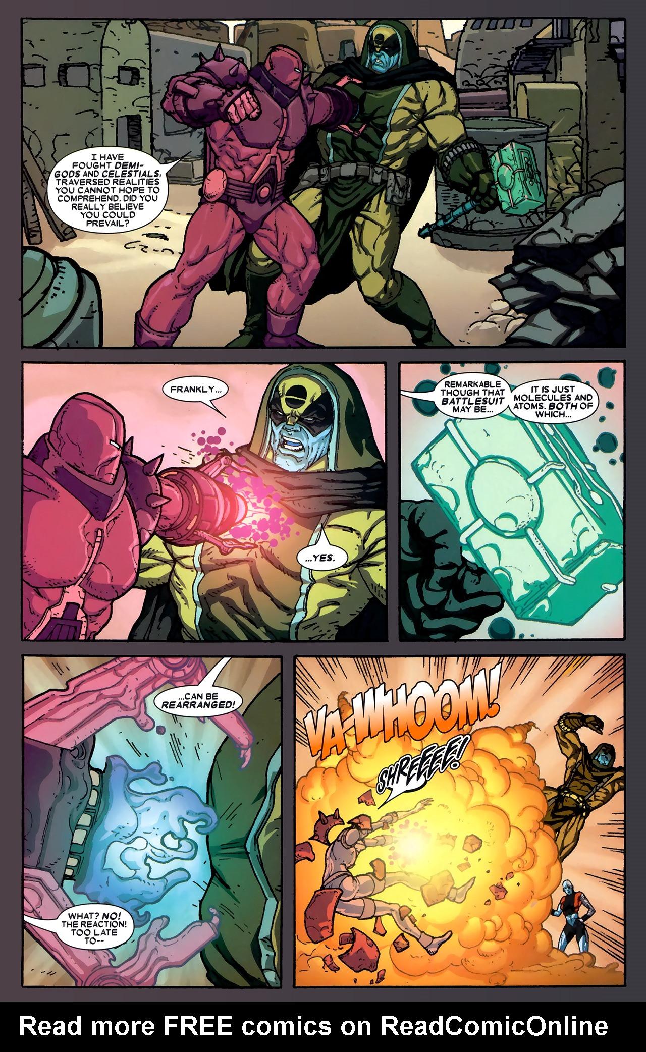 Read online Annihilation: Ronan comic -  Issue #2 - 7