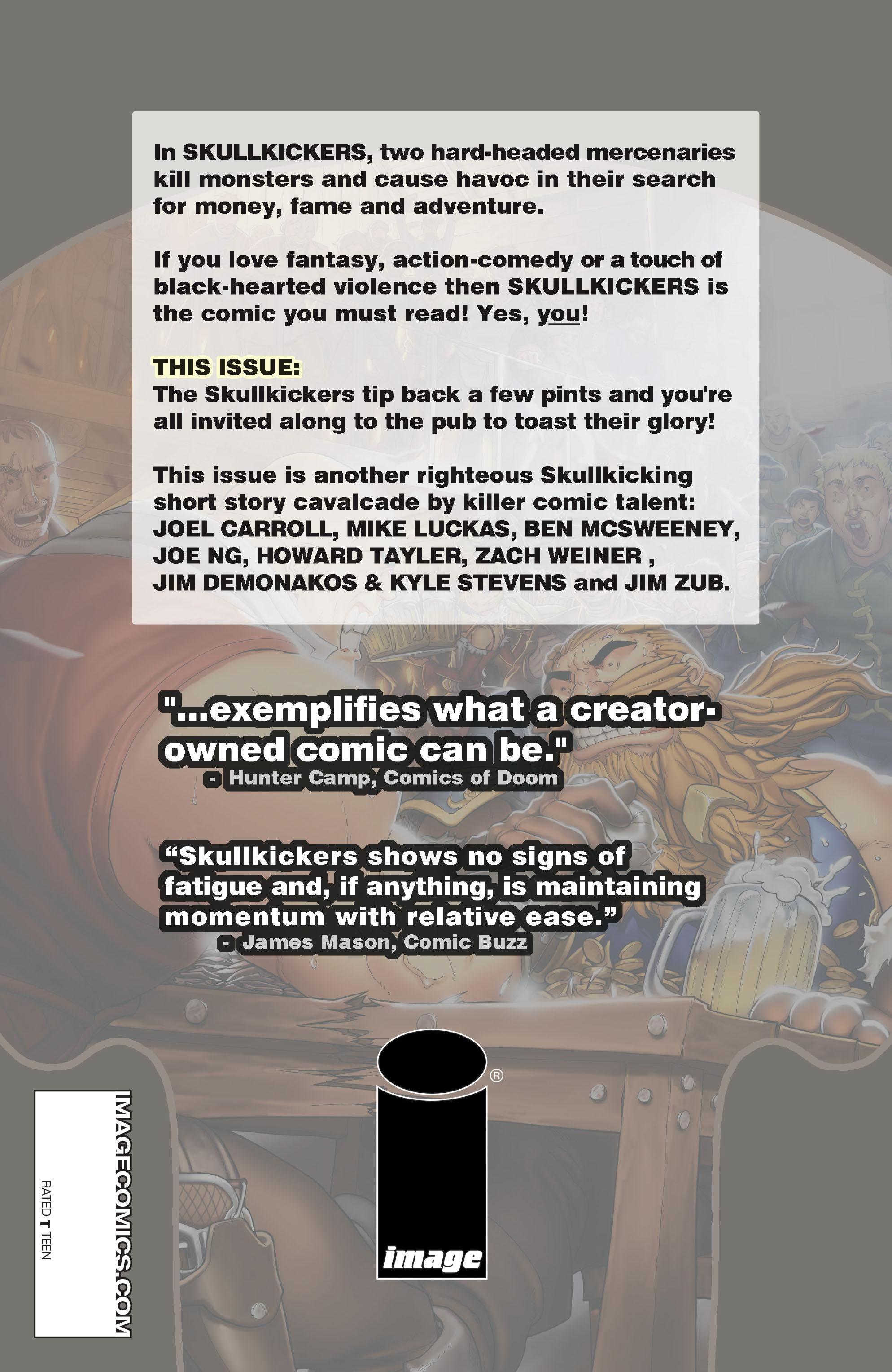 Read online Skullkickers comic -  Issue #12 - 31
