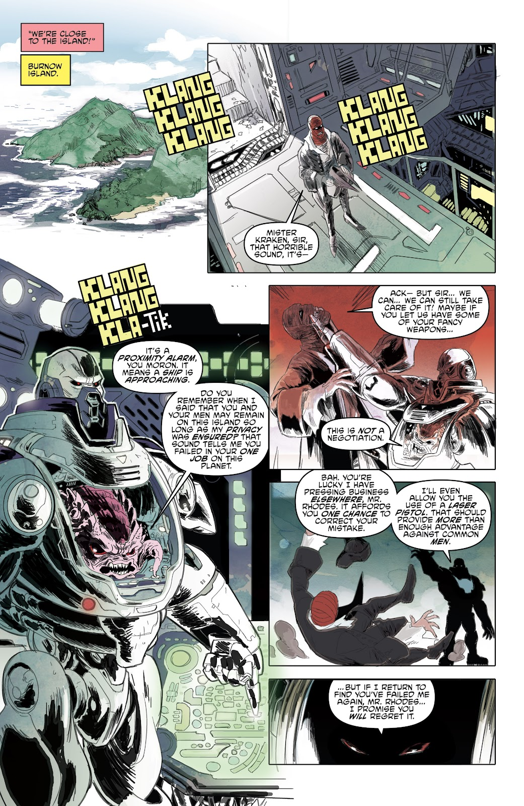 Read online Teenage Mutant Ninja Turtles: The IDW Collection comic -  Issue # TPB 5 (Part 1) - 64