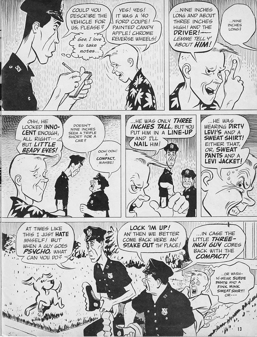 Drag Cartoons issue 1 - Page 15