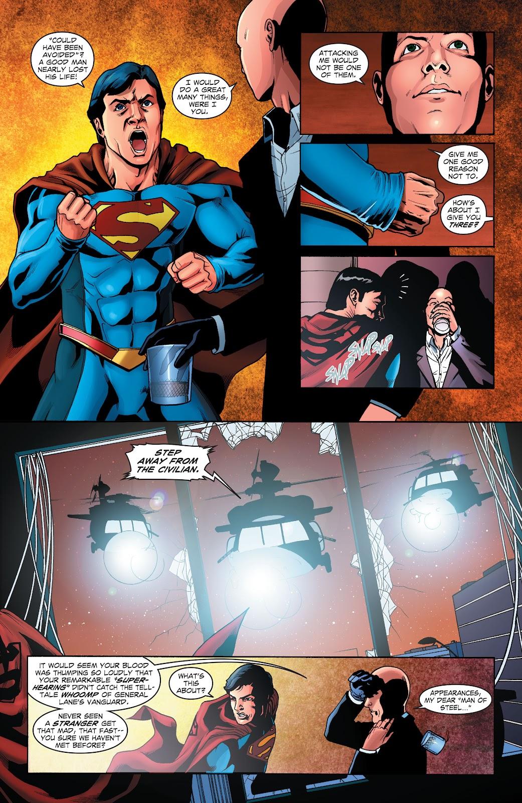 Read online Smallville Season 11 [II] comic -  Issue # TPB 1 - 79