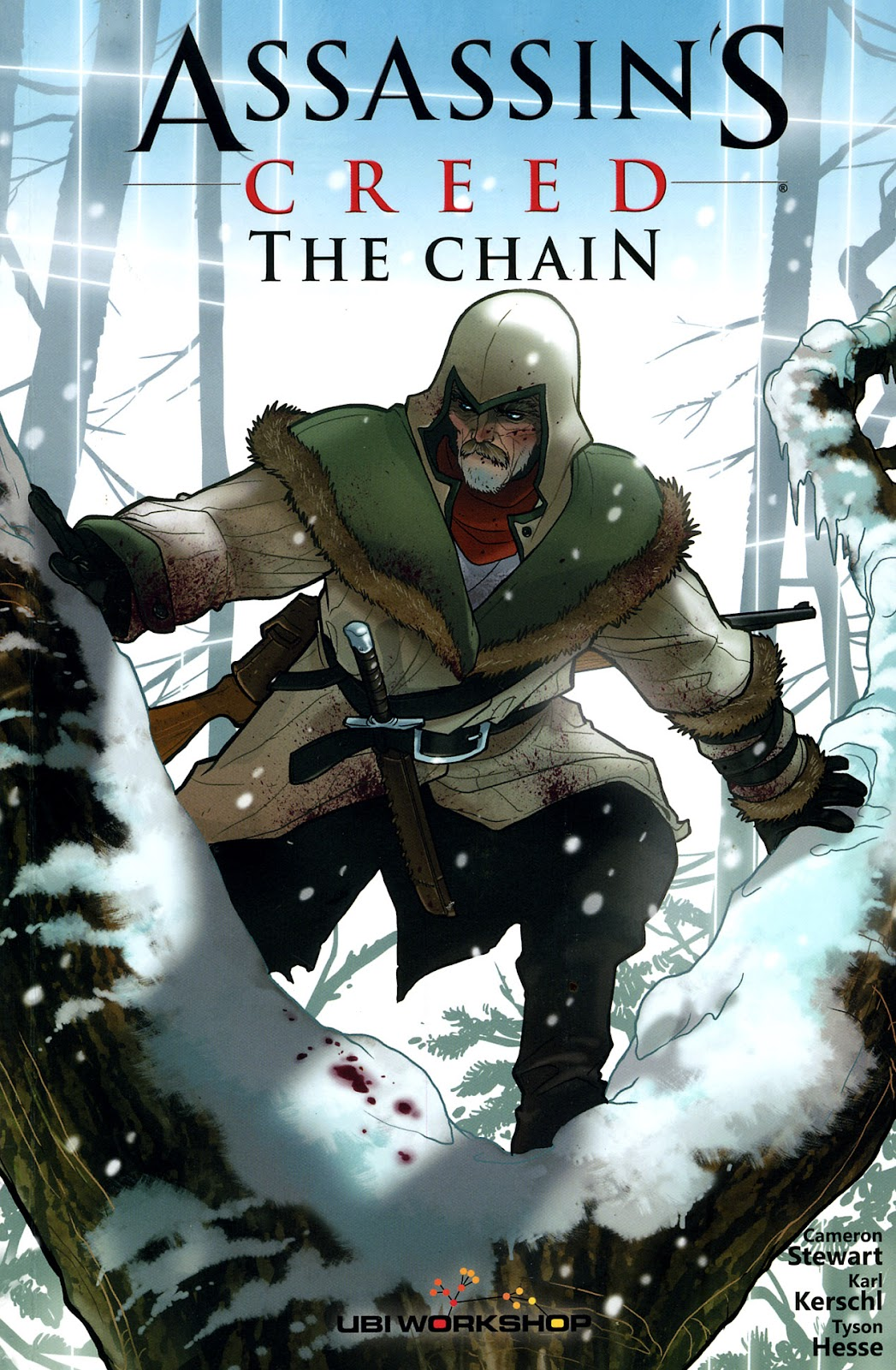 Assassin's Creed - The Chain (2013) issue 1 - Page 1