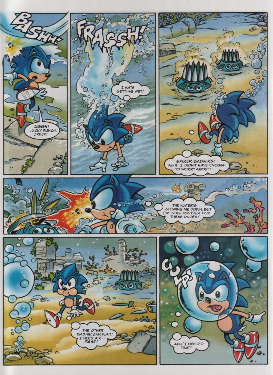 Read online Sonic the Comic comic -  Issue #83 - 5
