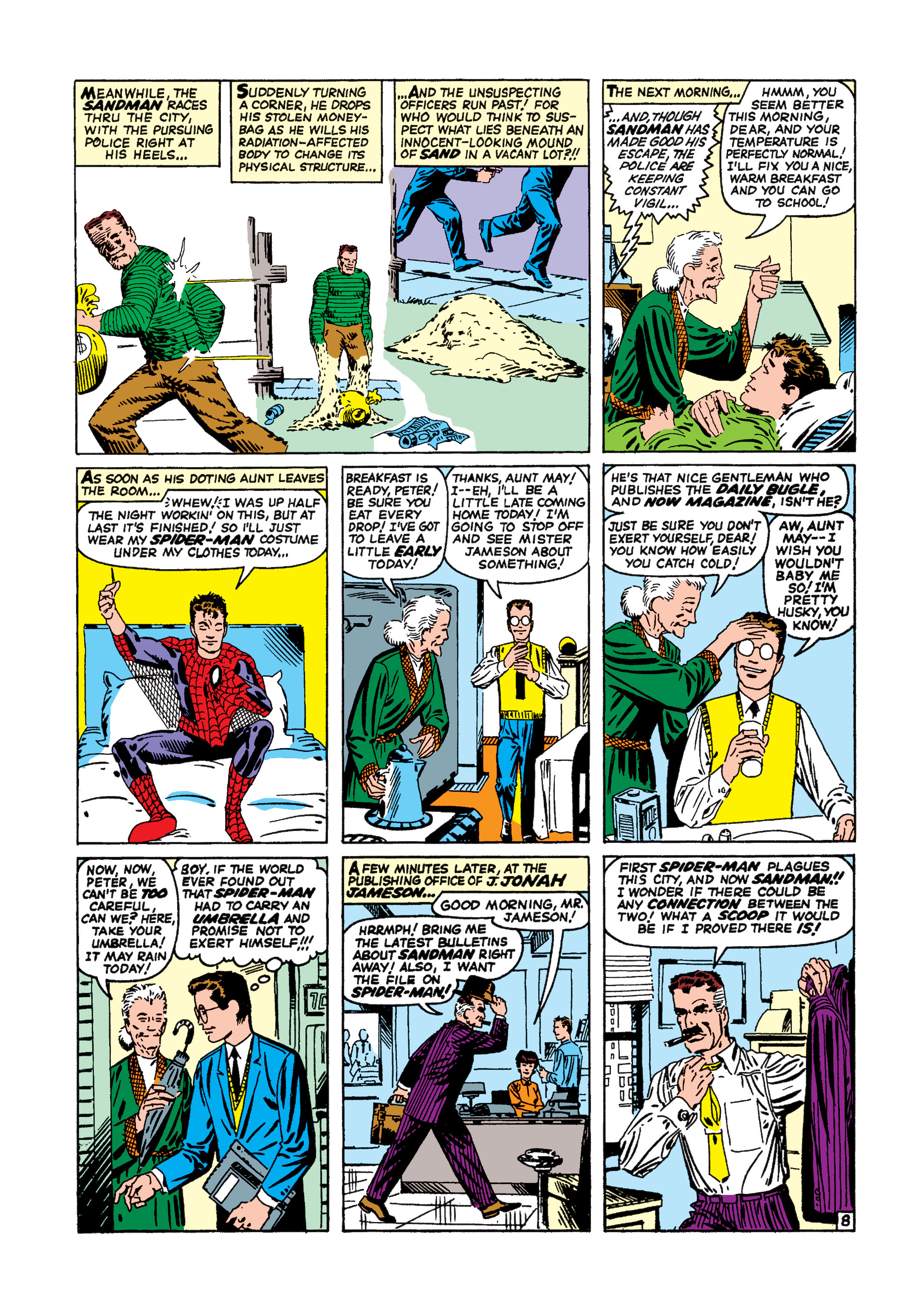 The Amazing Spider-Man (1963) 4 Page 8