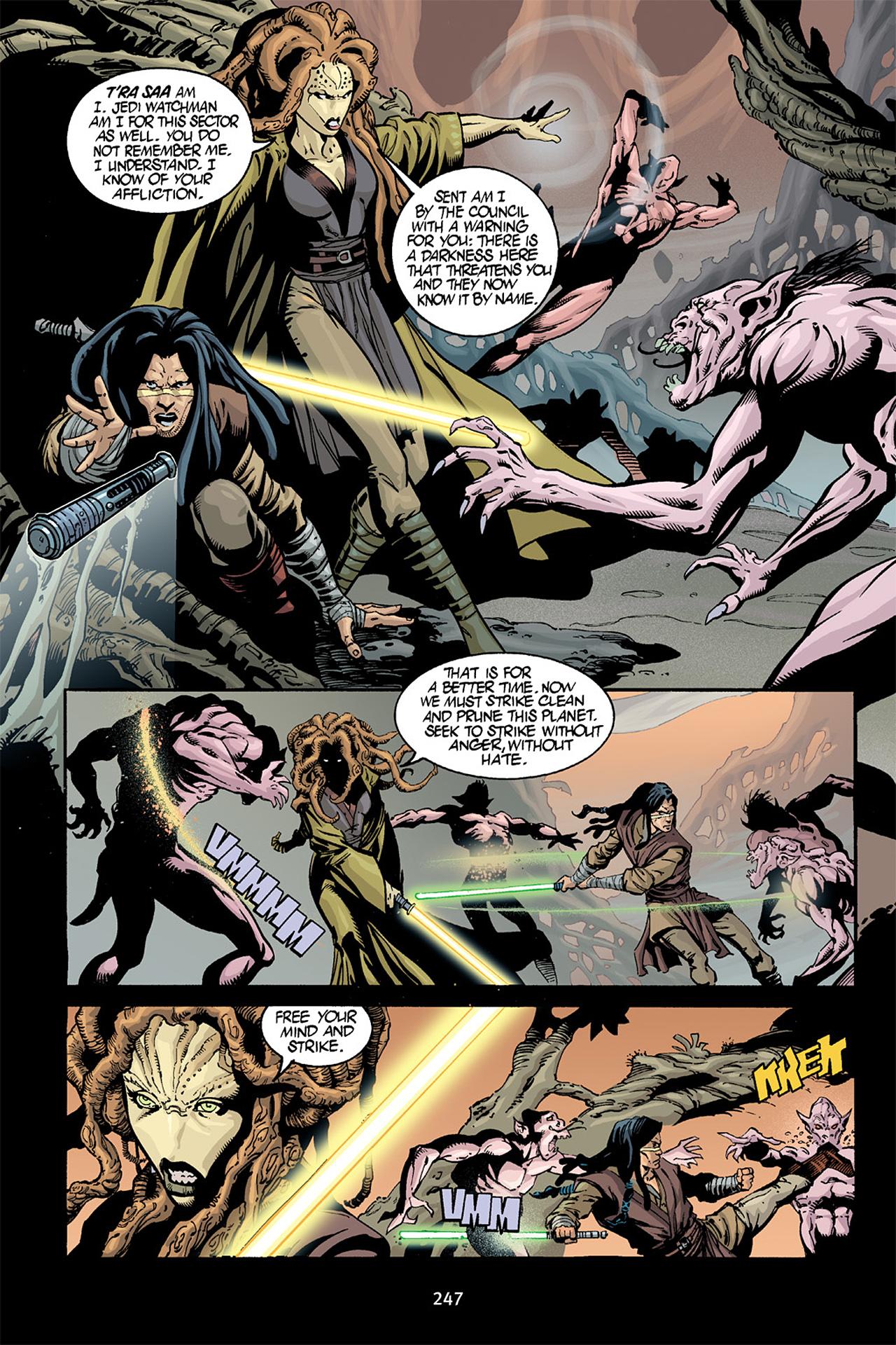 Read online Star Wars Omnibus comic -  Issue # Vol. 15 - 244
