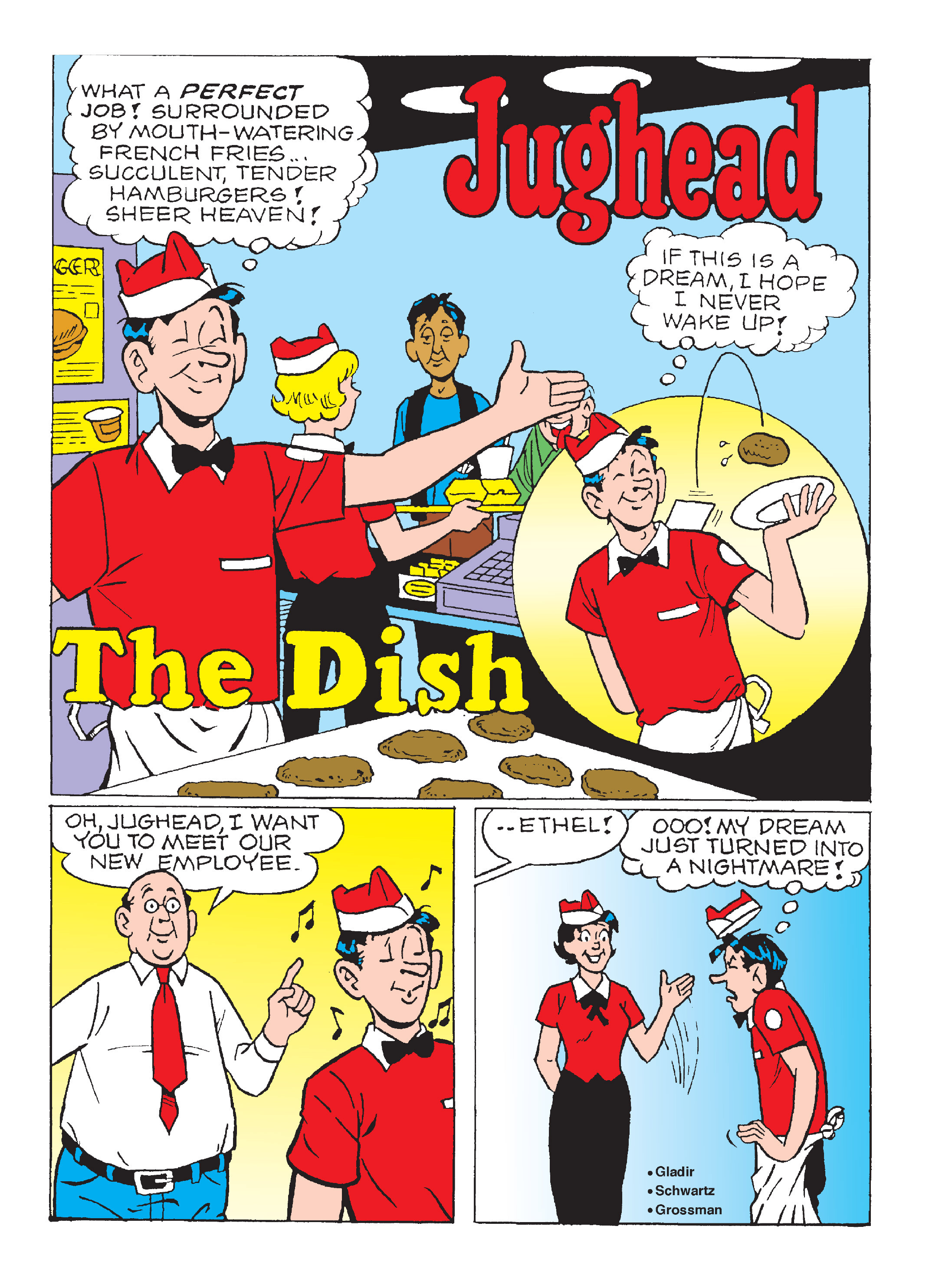 Read online Archie's Funhouse Double Digest comic -  Issue #17 - 29
