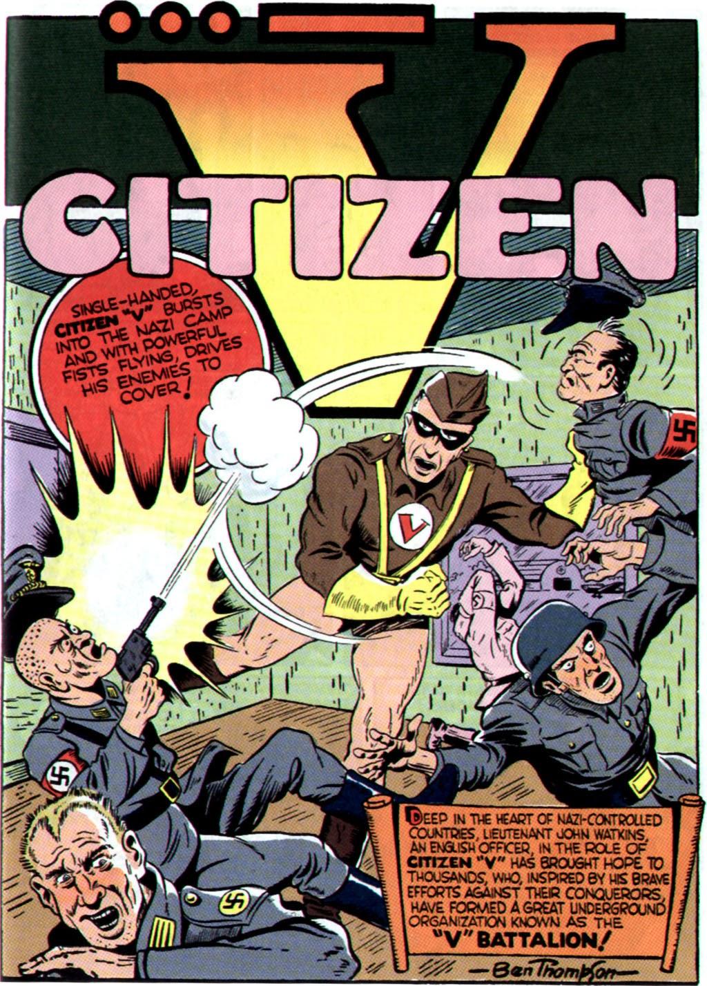 Read online Comedy Comics (1942) comic -  Issue #9 - 20