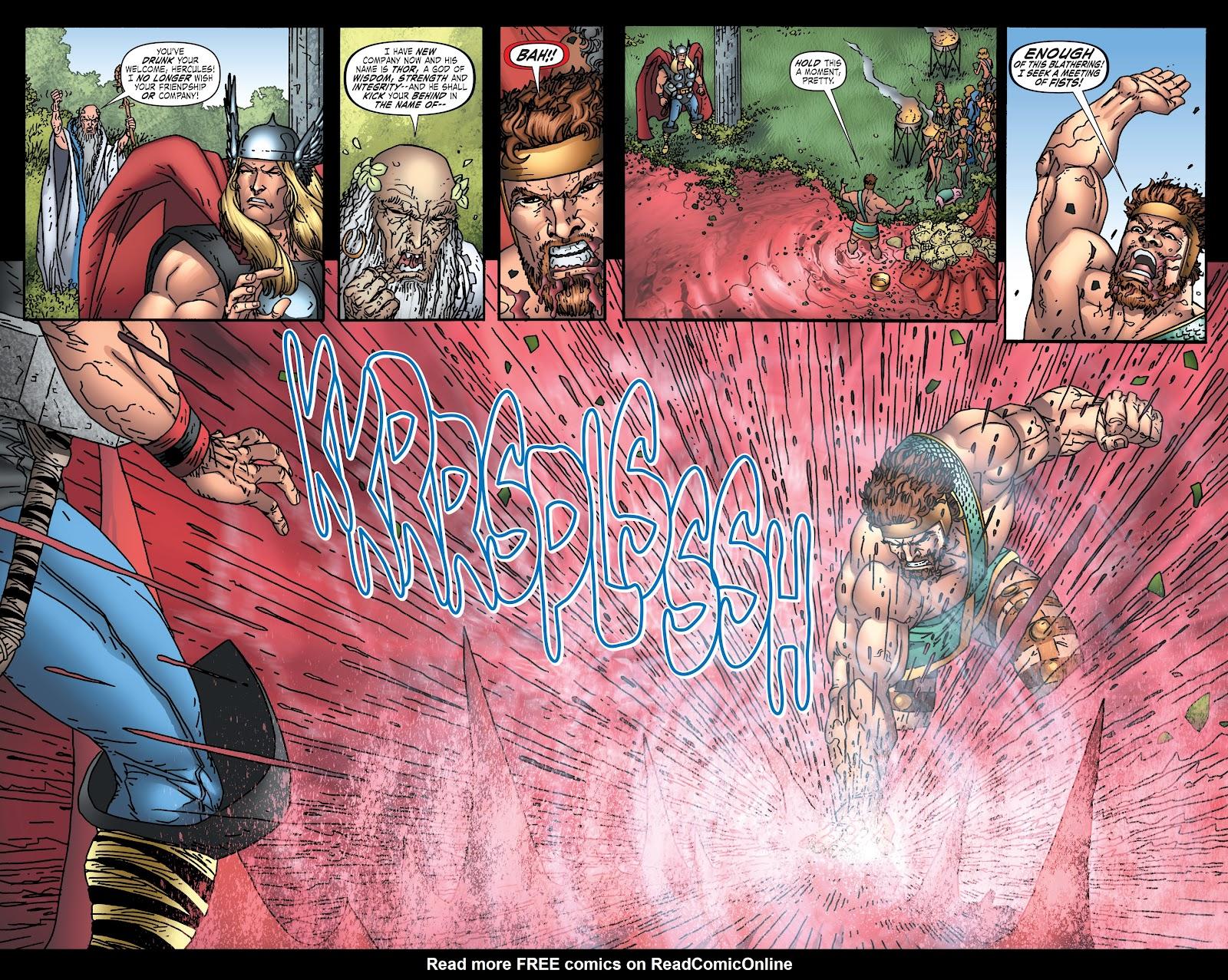 Read online Thor: Ragnaroks comic -  Issue # TPB (Part 1) - 55