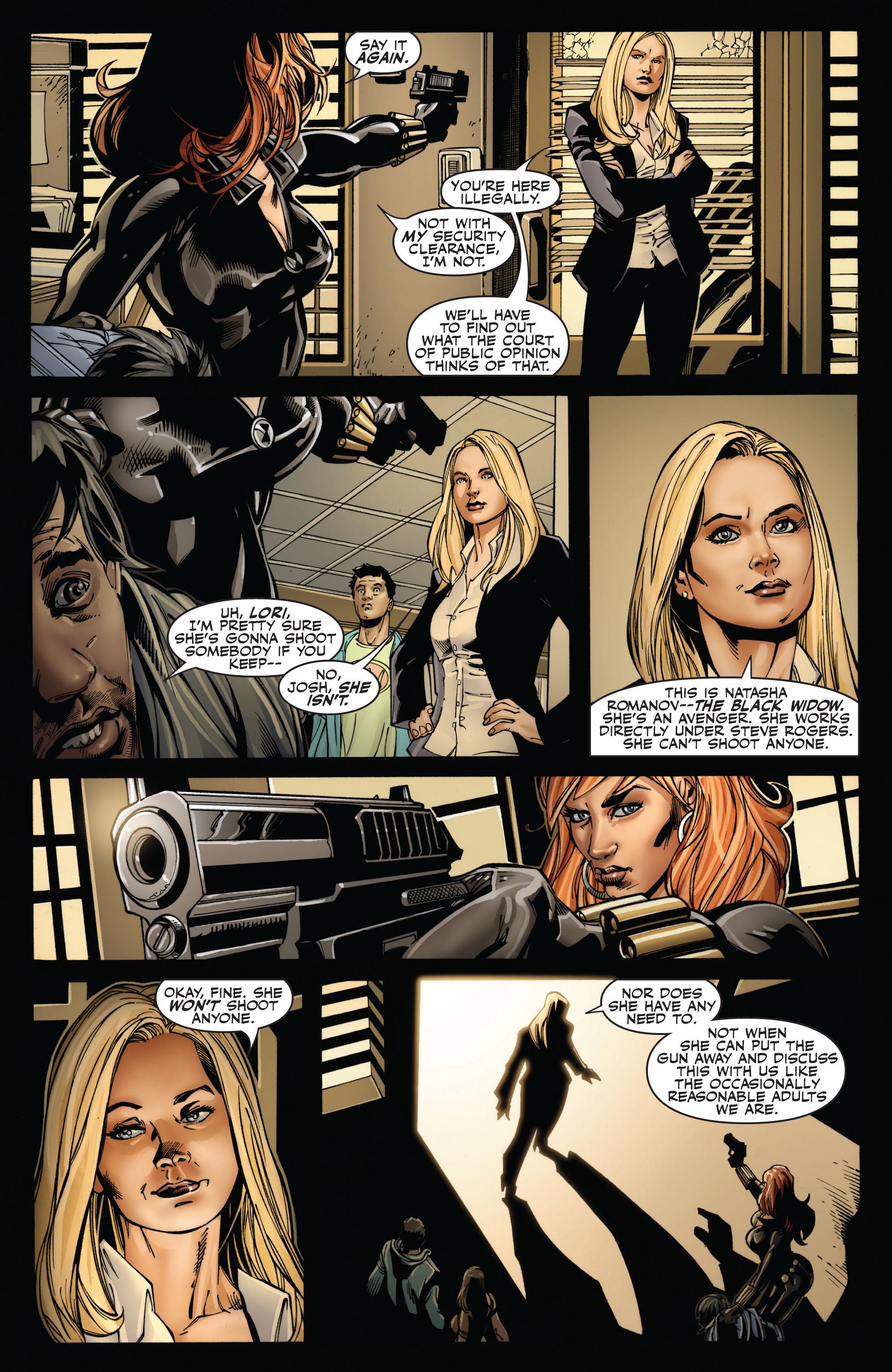 Read online Secret Avengers (2010) comic -  Issue #15 - 8