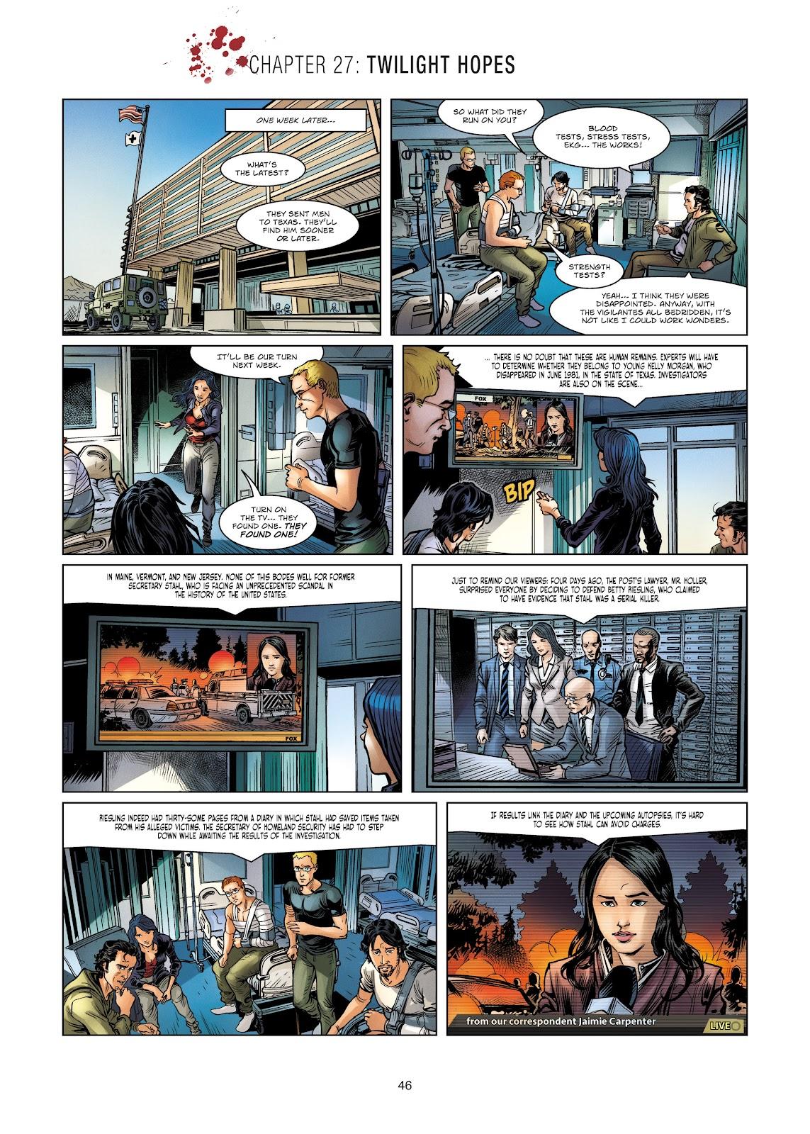 Read online Vigilantes comic -  Issue #4 - 46