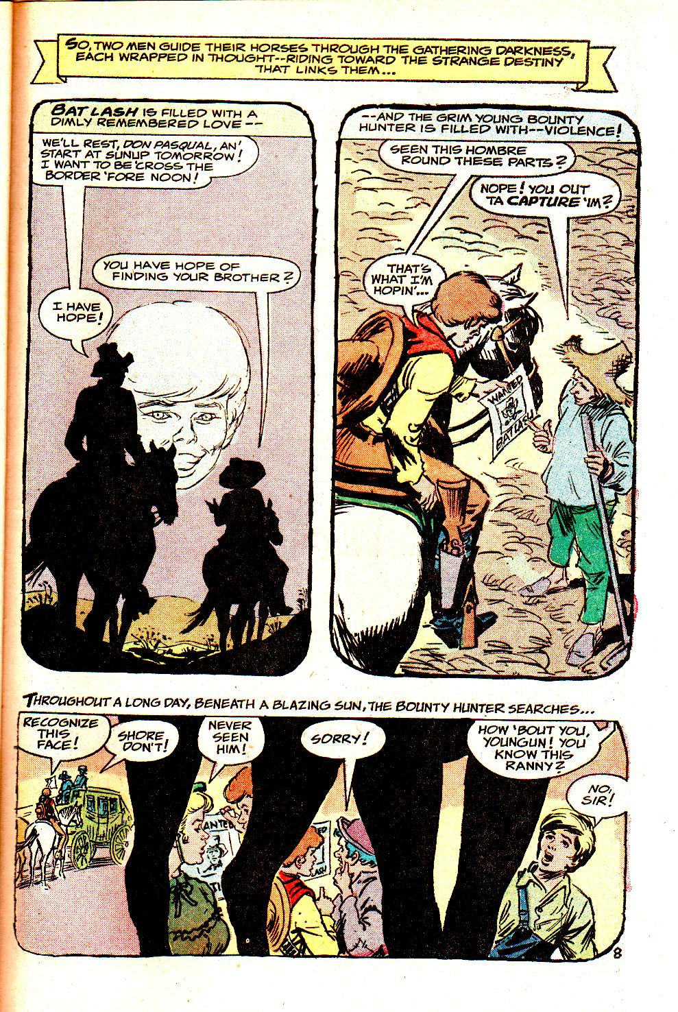 Read online All-Star Western (1970) comic -  Issue #11 - 45