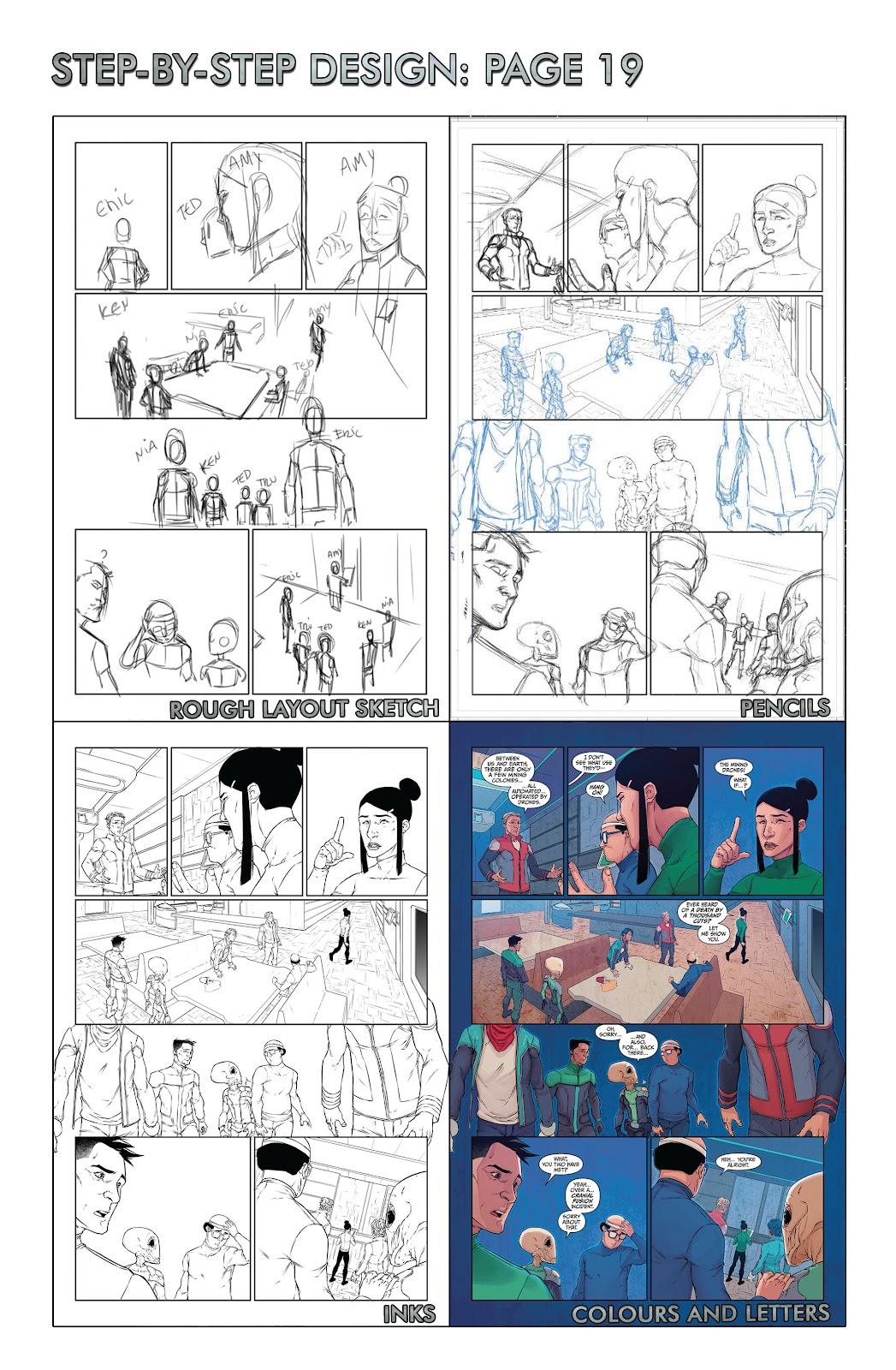 Exilium issue 6 - Page 56