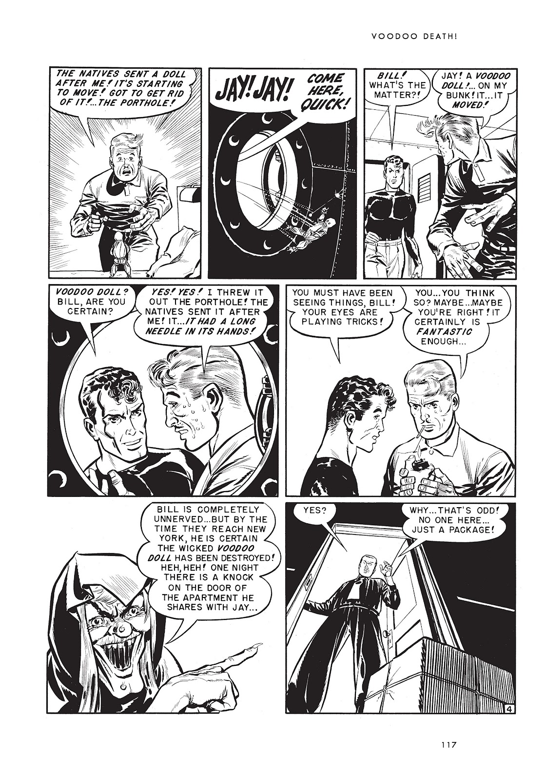 Read online Voodoo Vengeance and Other Stories comic -  Issue # TPB (Part 2) - 35