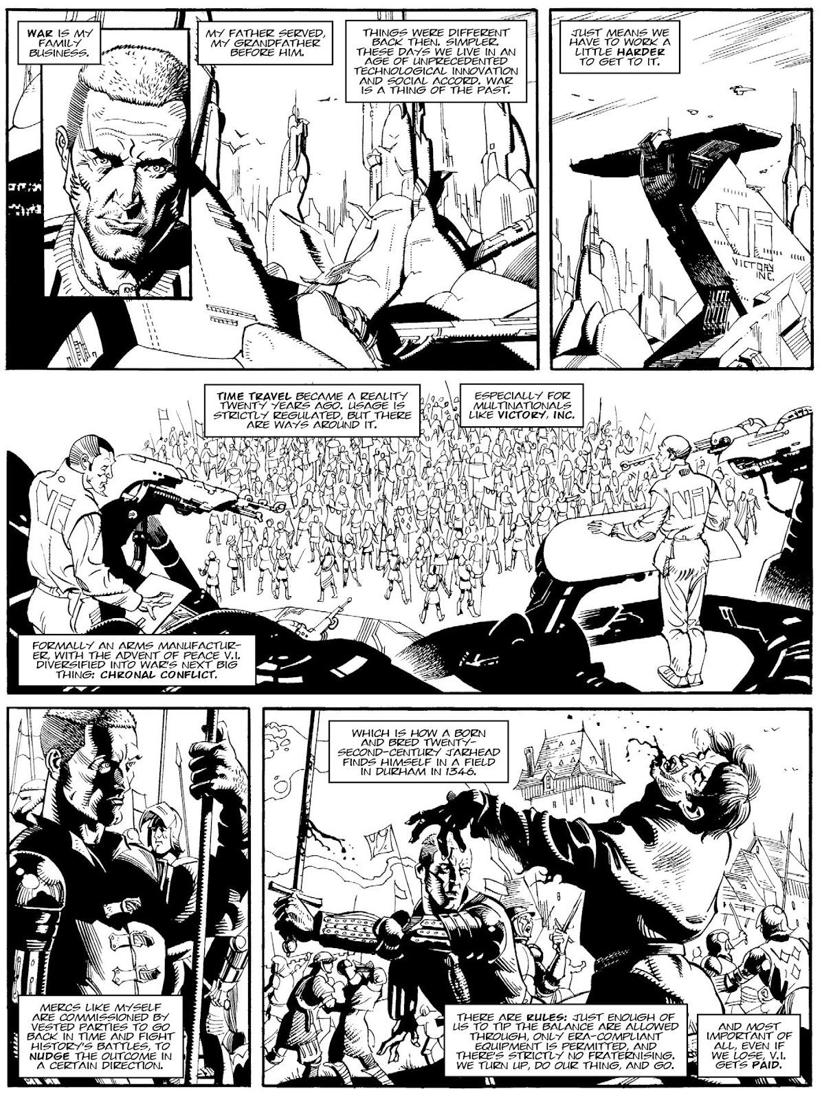 Judge Dredd Megazine (Vol. 5) issue 427 - Page 110