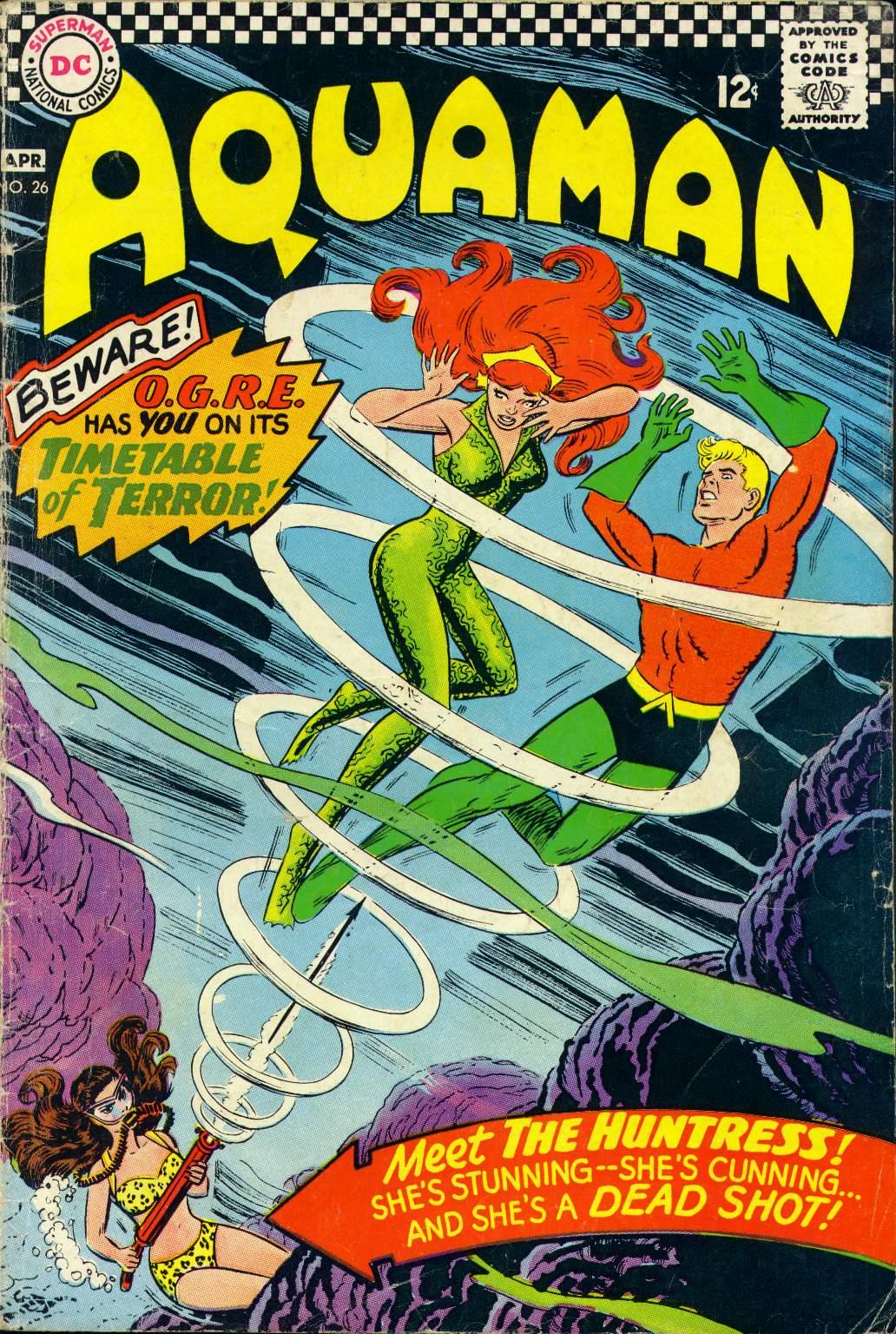 Aquaman (1962) Issue #26 #26 - English 1
