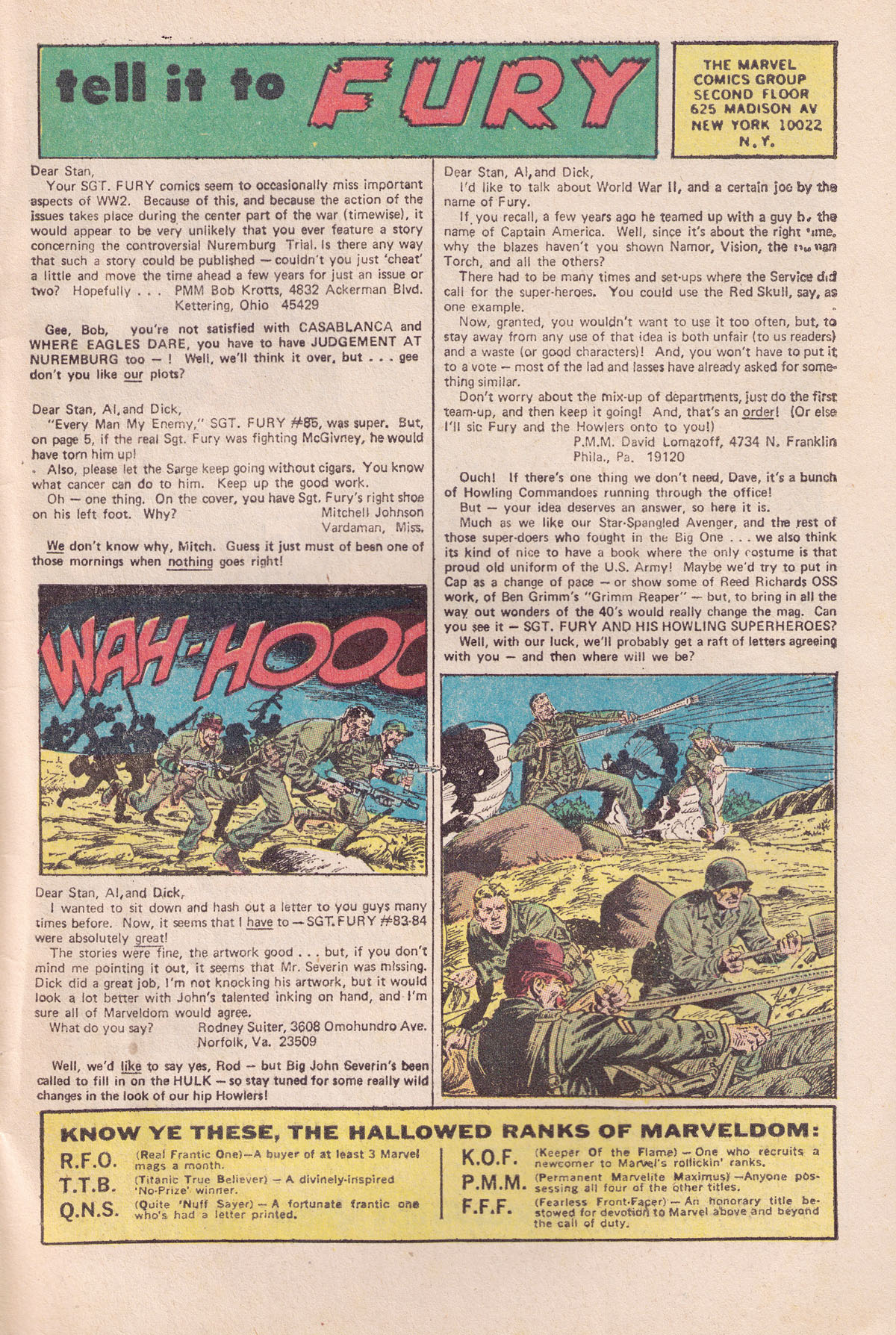 Read online Sgt. Fury comic -  Issue #89 - 33