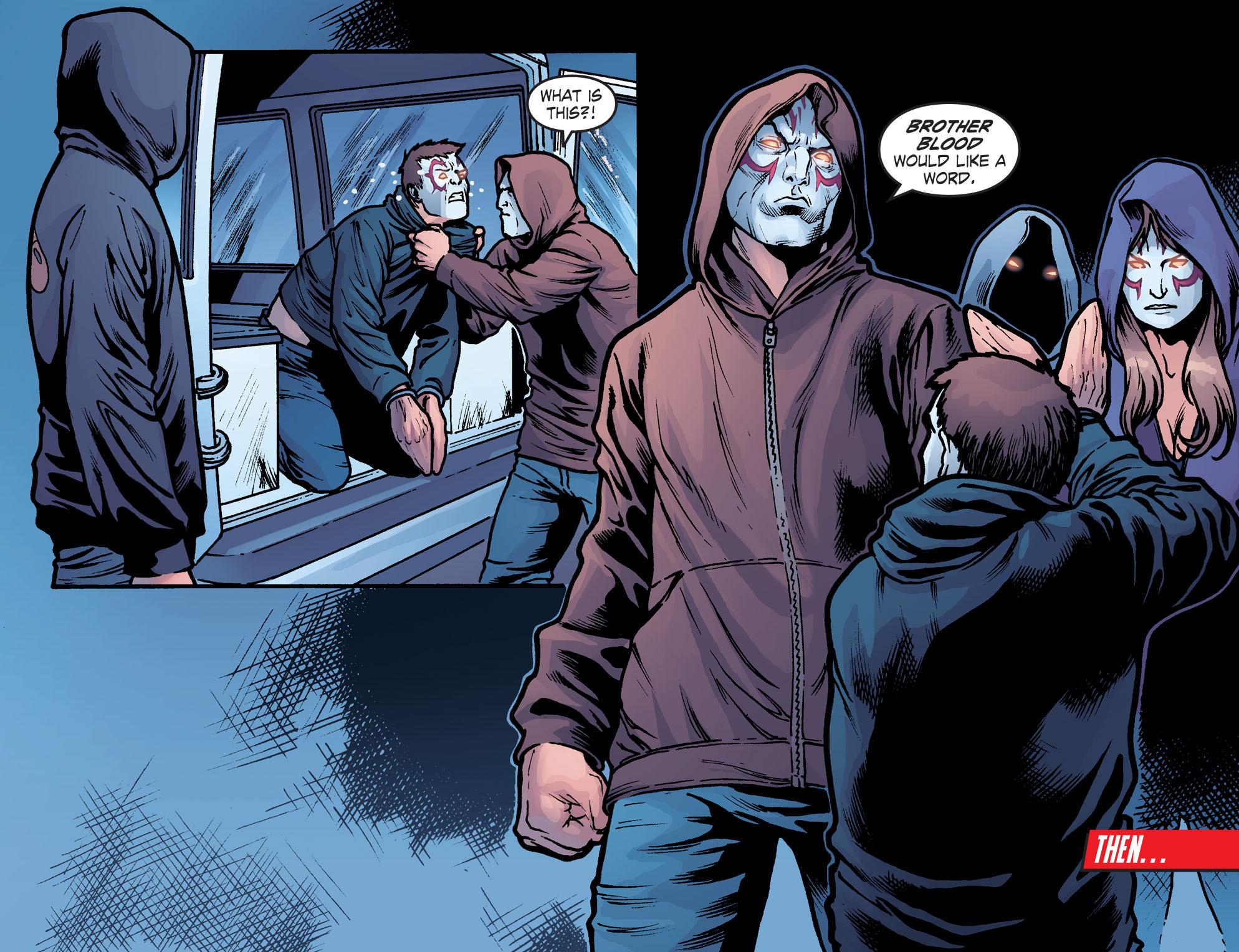 Read online Smallville: Harbinger comic -  Issue #2 - 8