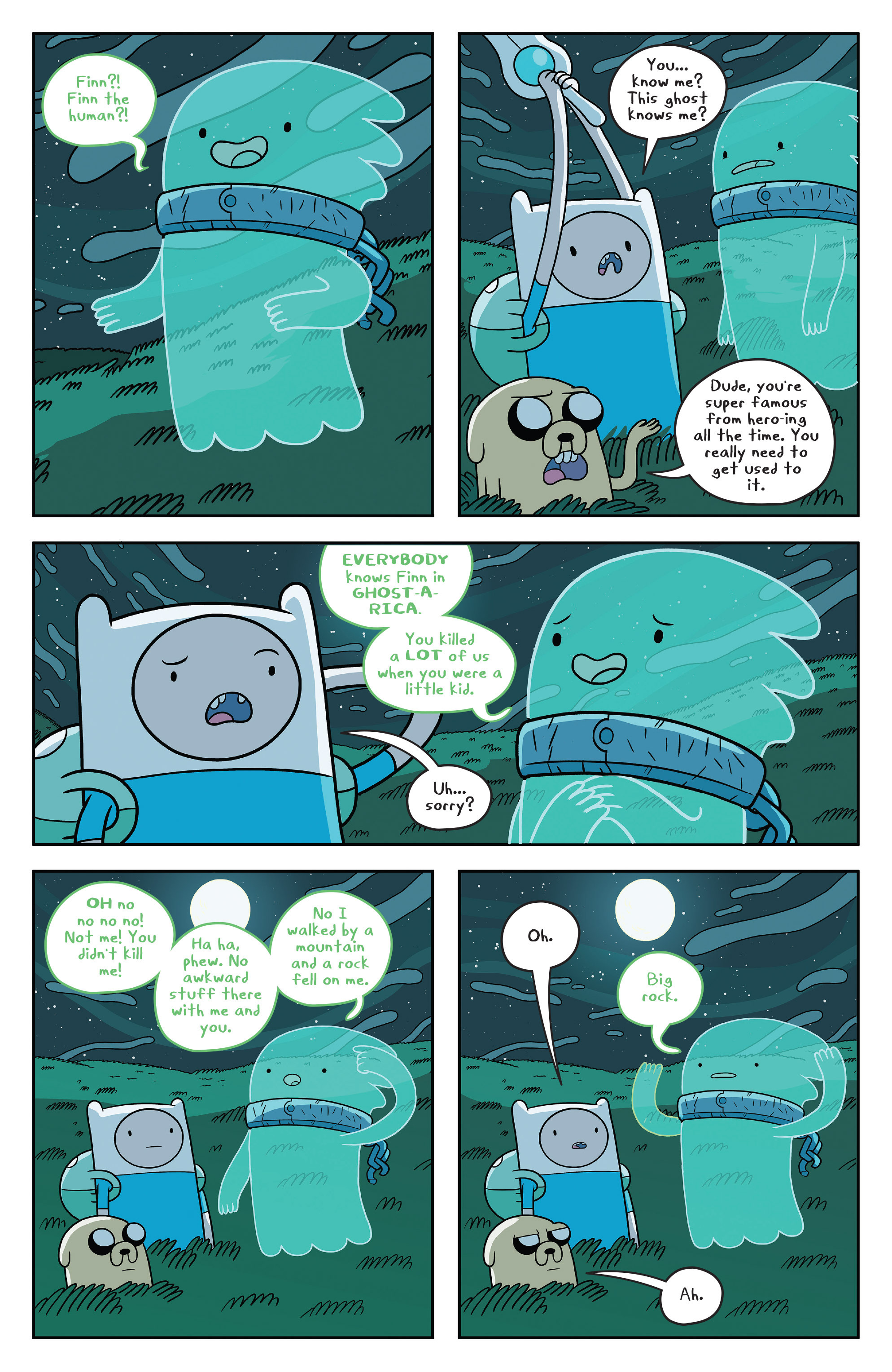 Read online Adventure Time comic -  Issue #51 - 11