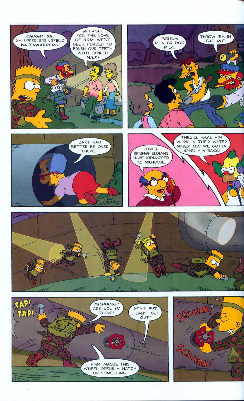 Read online Simpsons Comics comic -  Issue #50 - 21