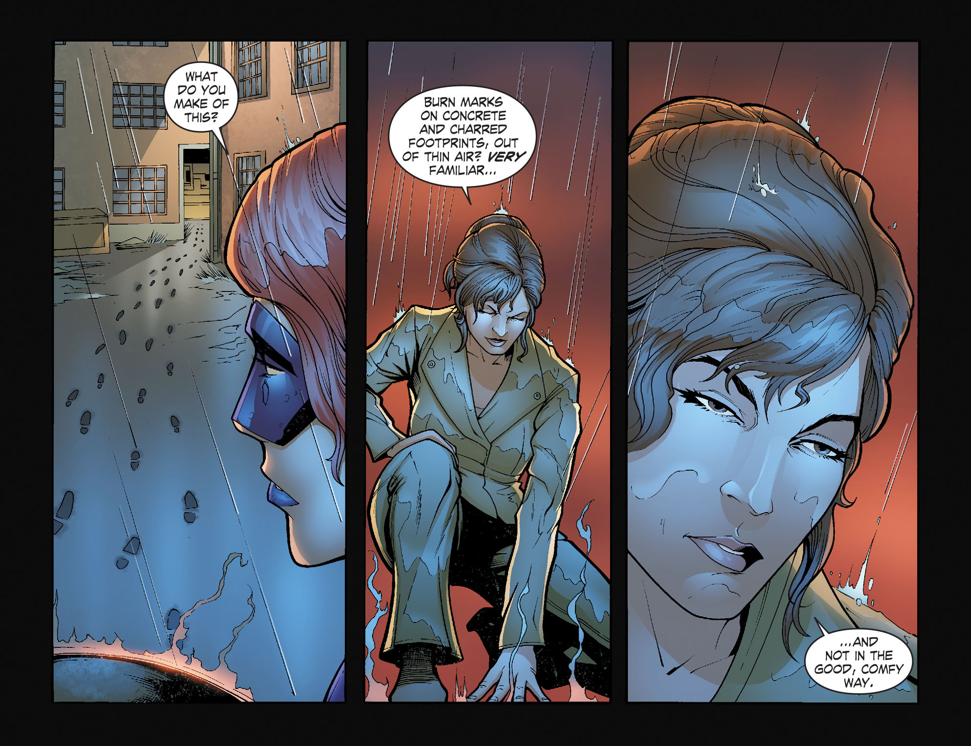 Read online Smallville: Alien comic -  Issue #8 - 12